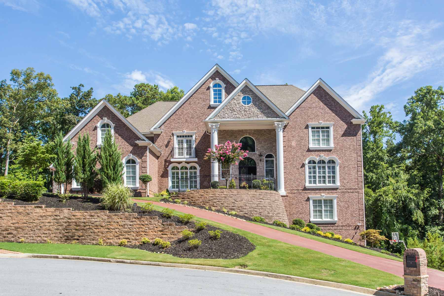 Casa Unifamiliar por un Venta en Grand Estate in Sandy Springs 8345 Grogans Ferry Sandy Springs, Georgia, 30350 Estados Unidos