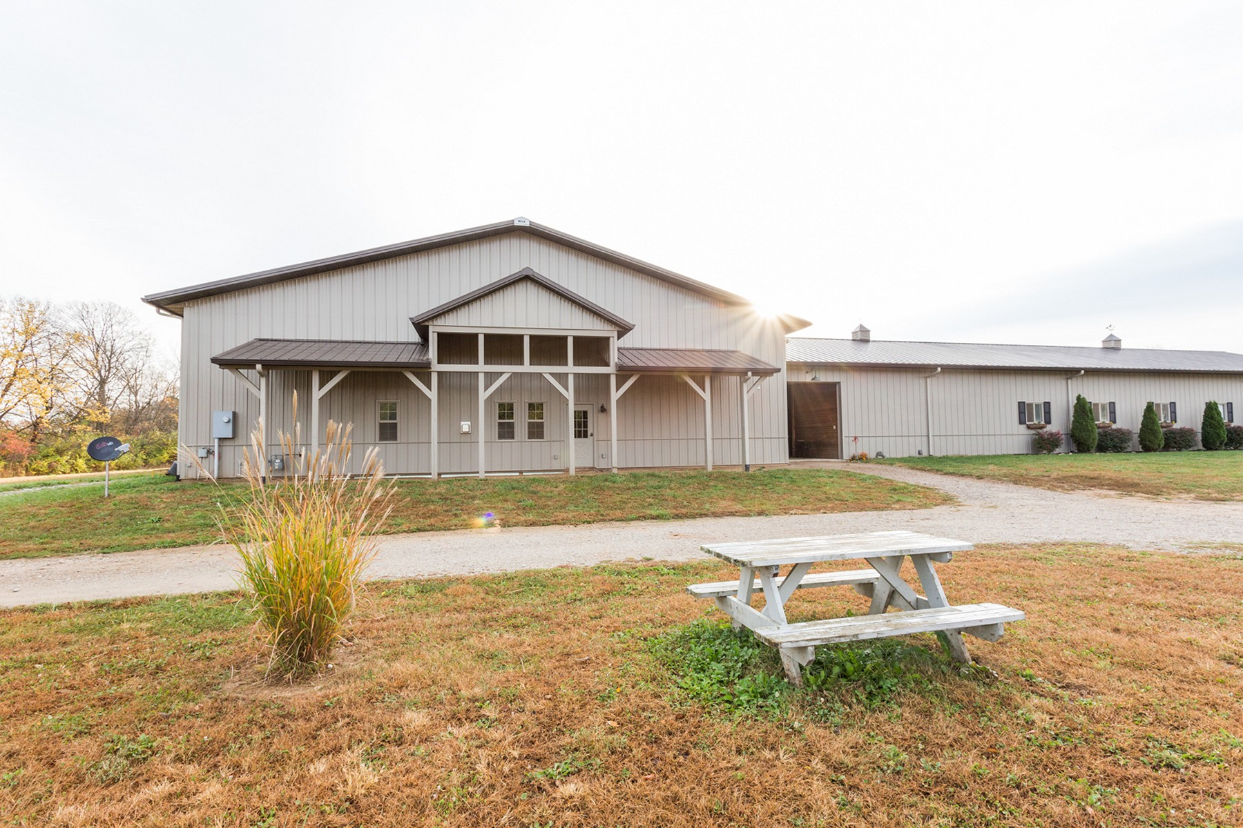 sales property at Equestrian Facility