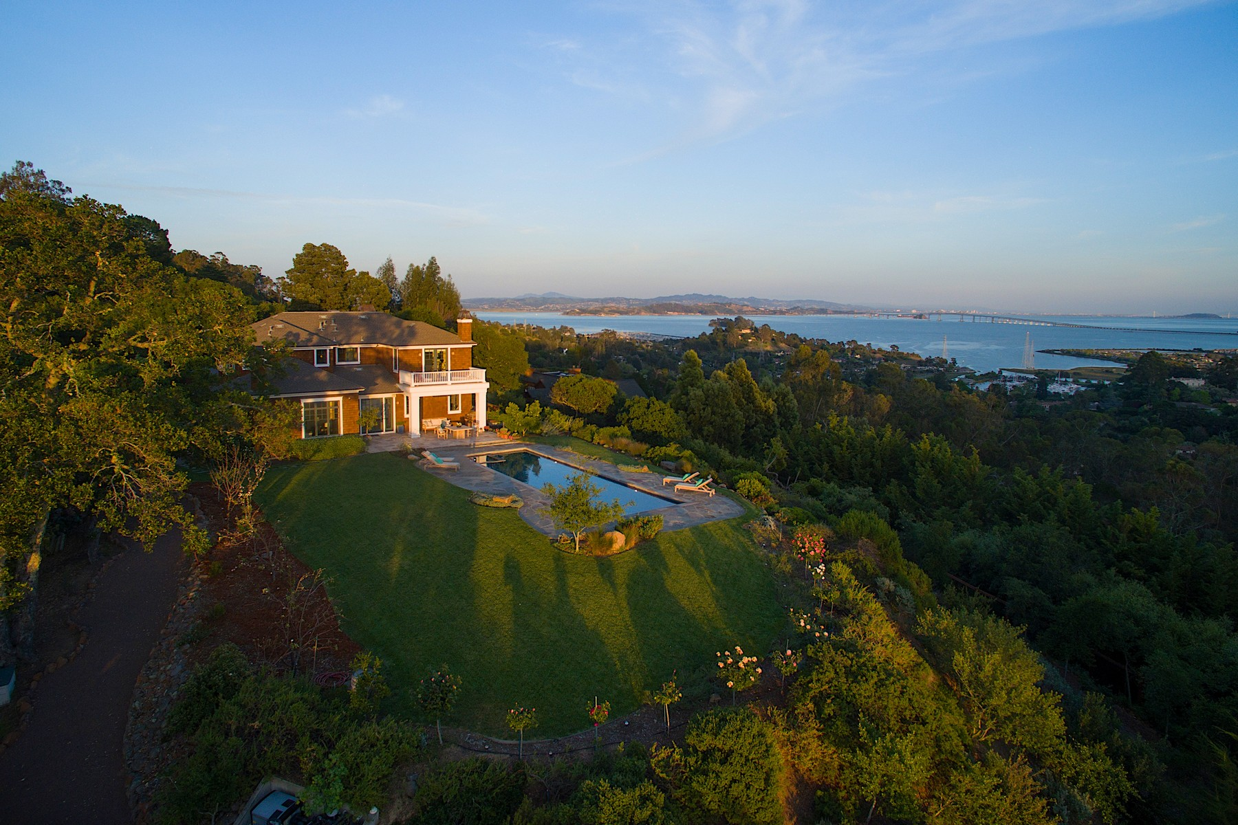 Property For Sale at Craftsman Elegance with Panoramic Views