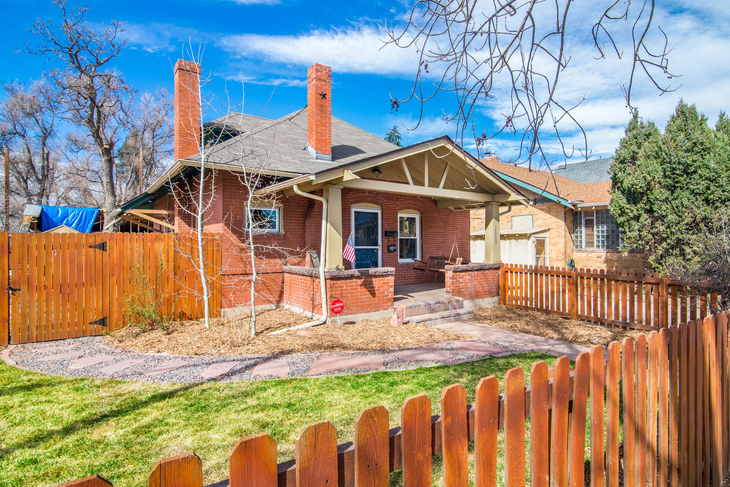 Single Family Home for Sale at Amazing Bungalow in sought after Platte Park Neighborhood! 2089 South Pearl Street Denver, Colorado, 80210 United States