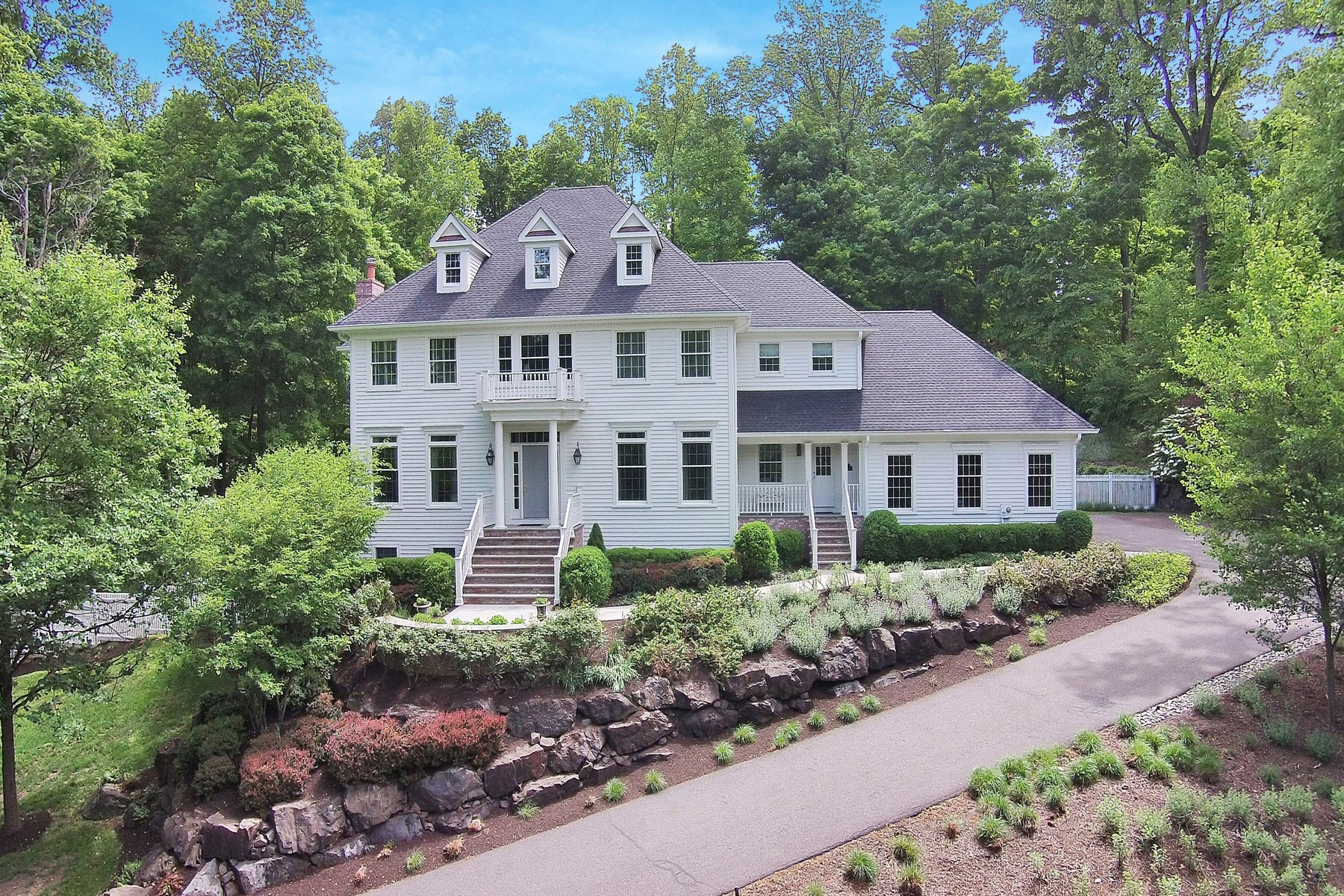 Property For Sale at Stunning Colonial Home