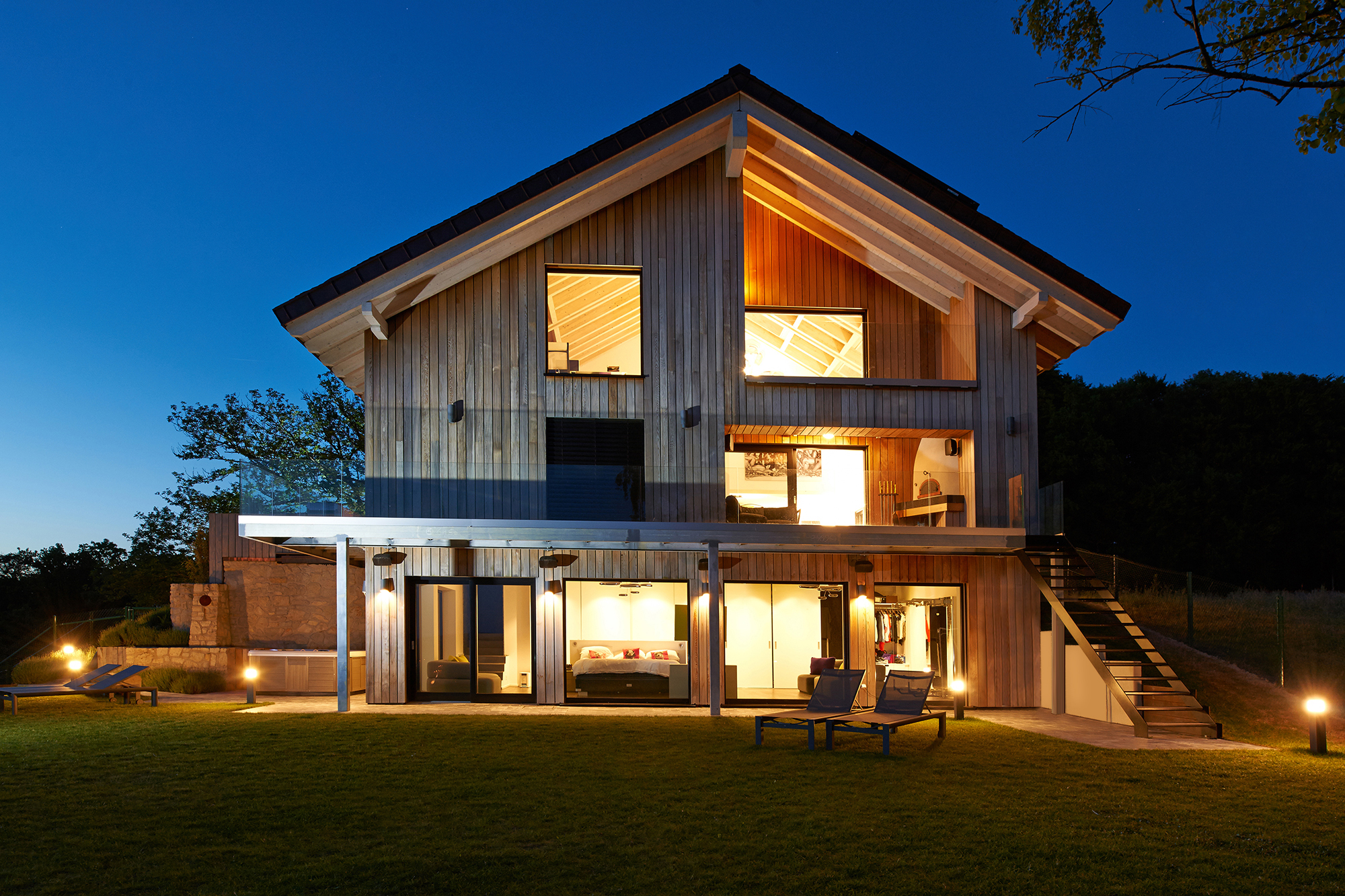 Single Family Home for Sale at Propriété d'exception Bech, Luxembourg
