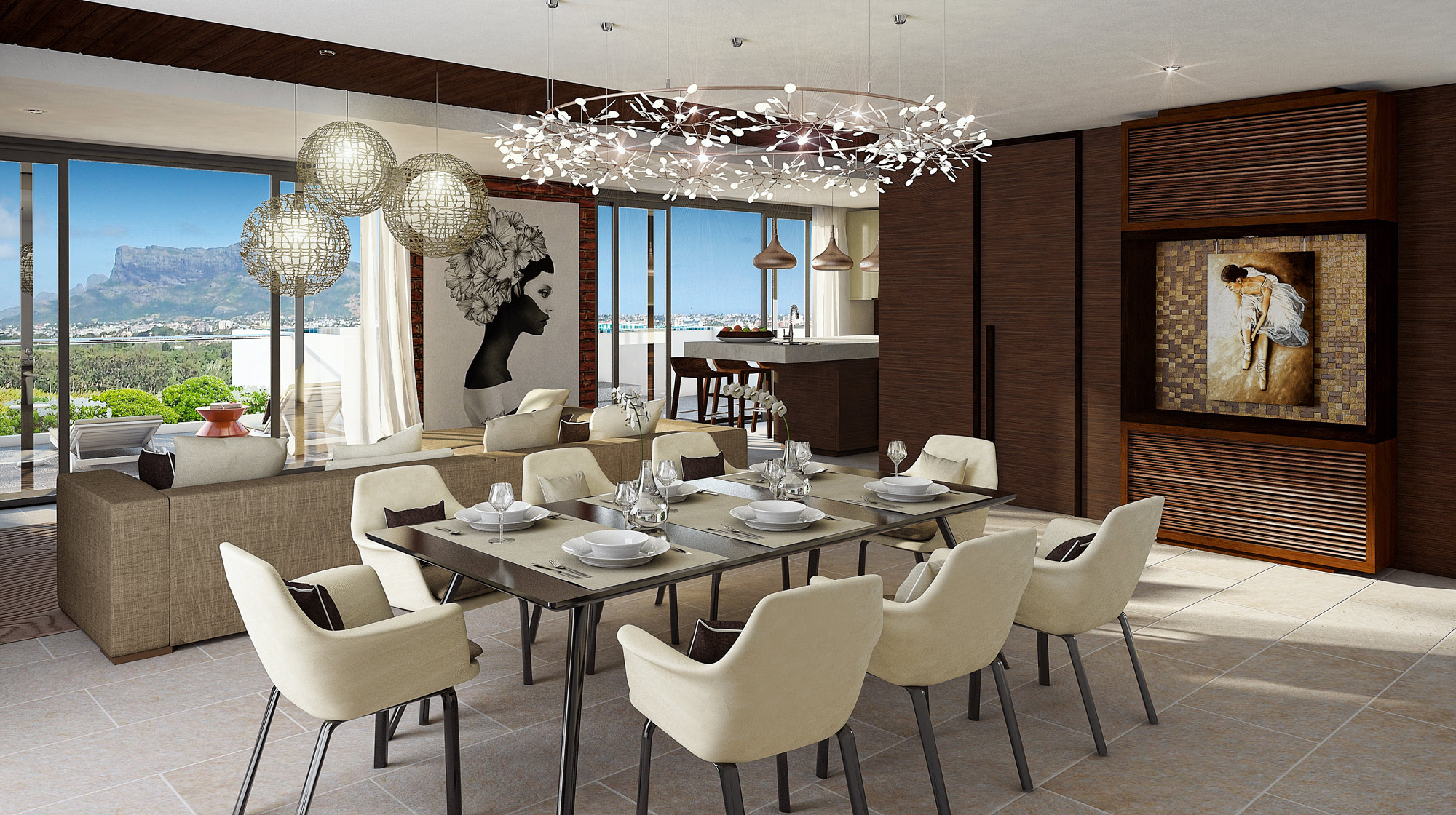 Apartment for Sale at Bagatelle Les Residences - Penthouse Bagatelle, Moka 80816 Mauritius