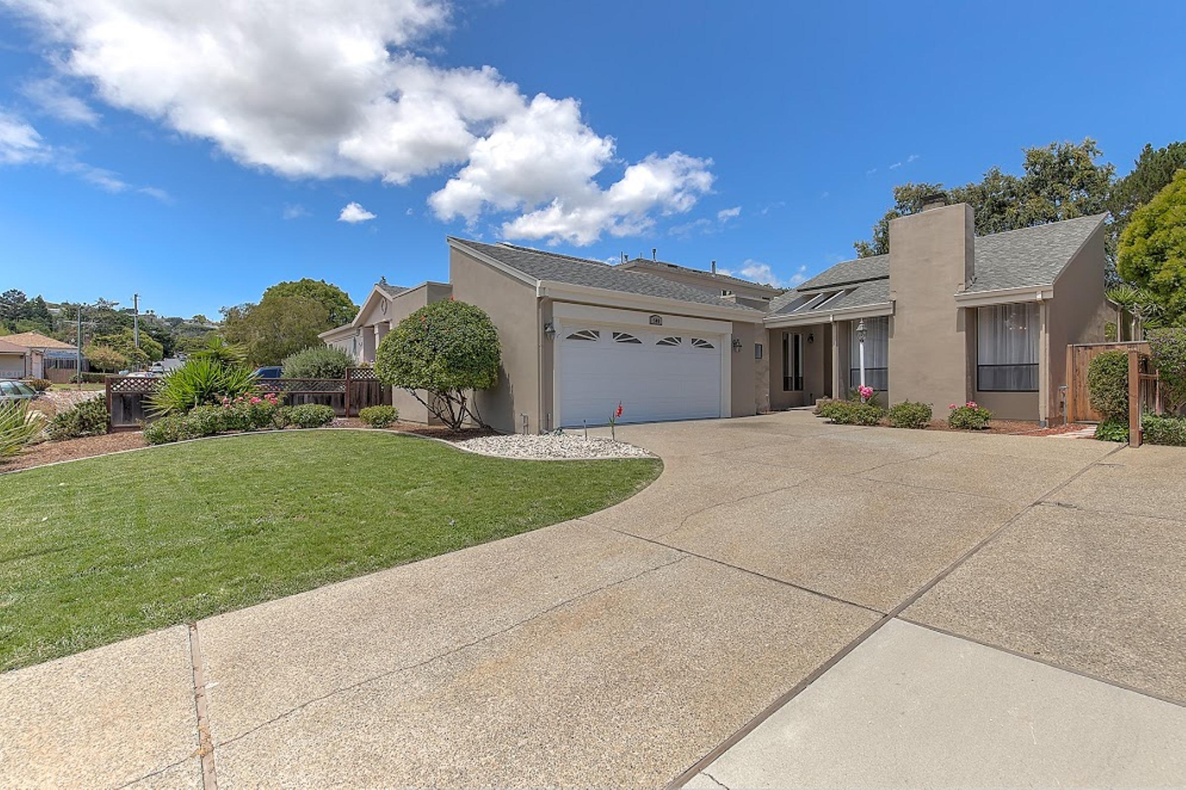sales property at 540 Ventura, San Mateo