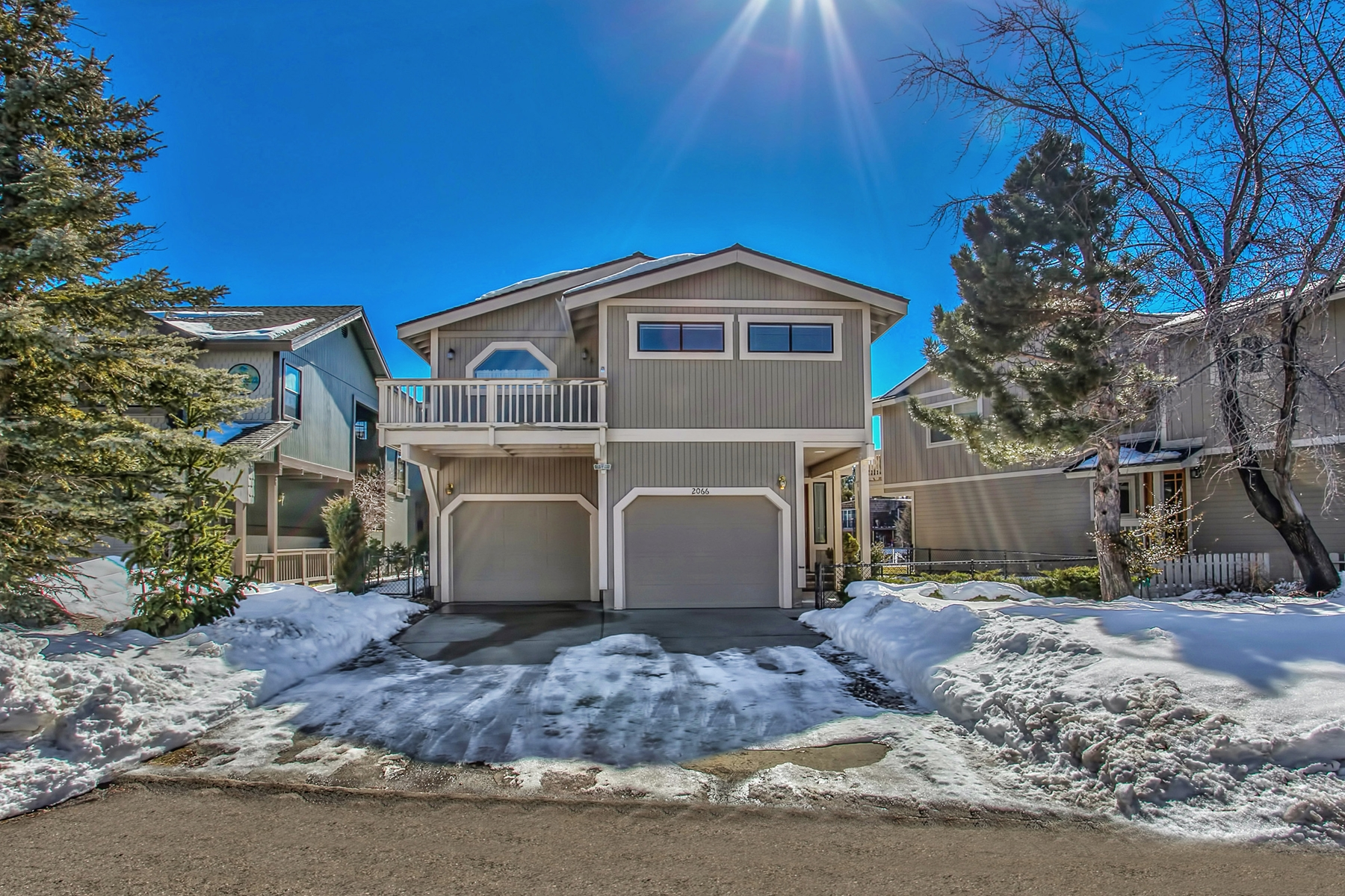 Single Family Home for Active at 2066 Traverse Court South Lake Tahoe, California 96150 United States