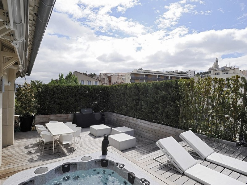 Appartement pour l Vente à Penthouse - City Views Marseille, Provence-Alpes-Cote D'Azur France