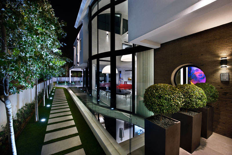 Property Of Ultra-Modern Gated Villa