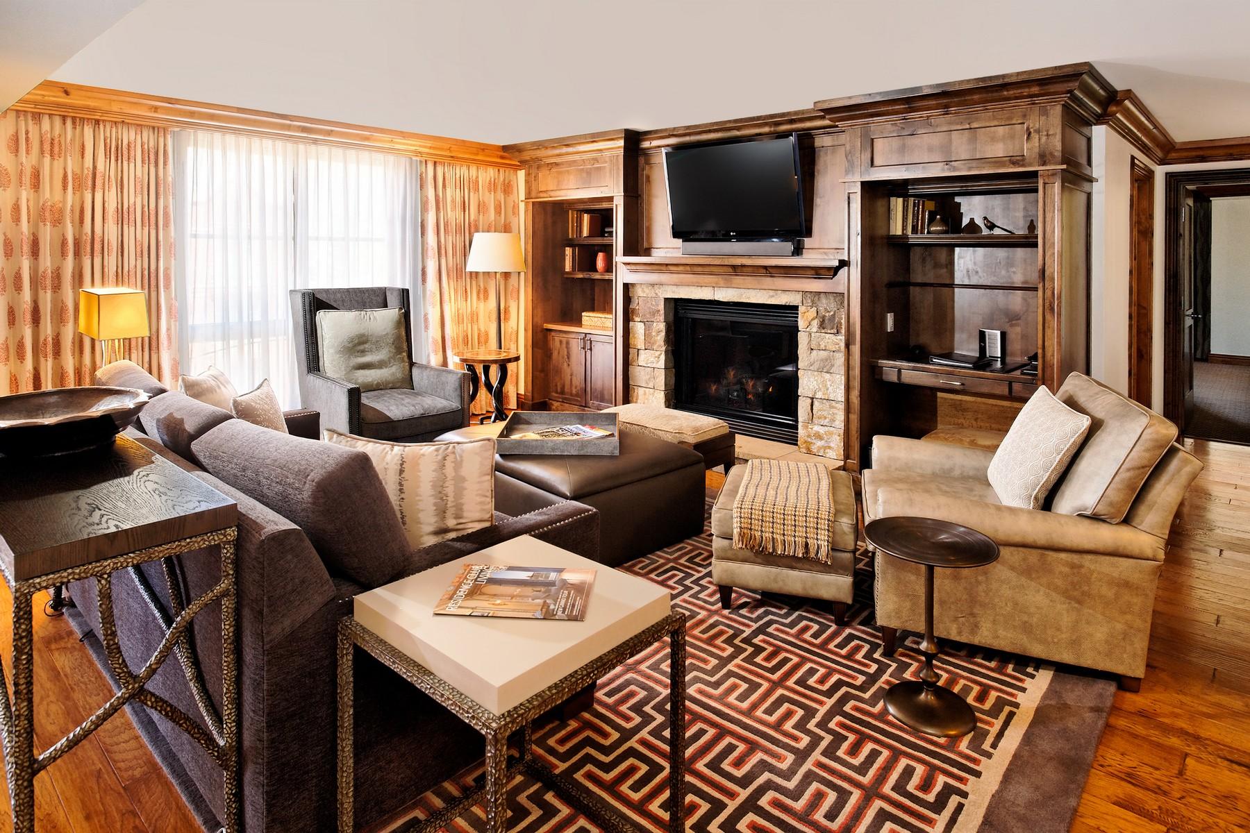 Кондоминиум для того Аренда на St. Regis 315 East Dean Street Aspen, Колорадо, 81611 Соединенные Штаты