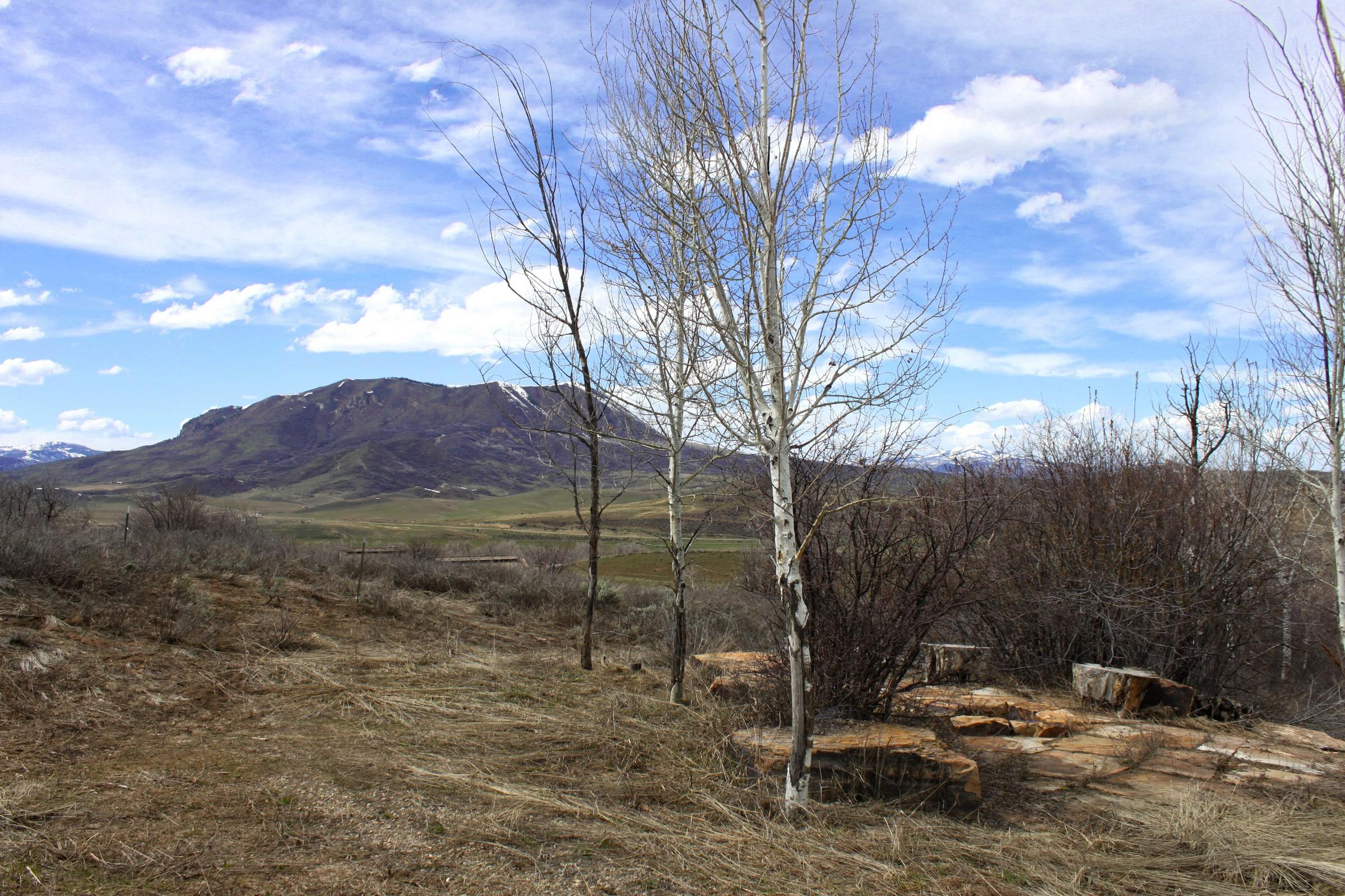 Terrain pour l Vente à Marabou Ranch 26725 Wooly Chaps Lane Steamboat Springs, Colorado, 80487 États-Unis