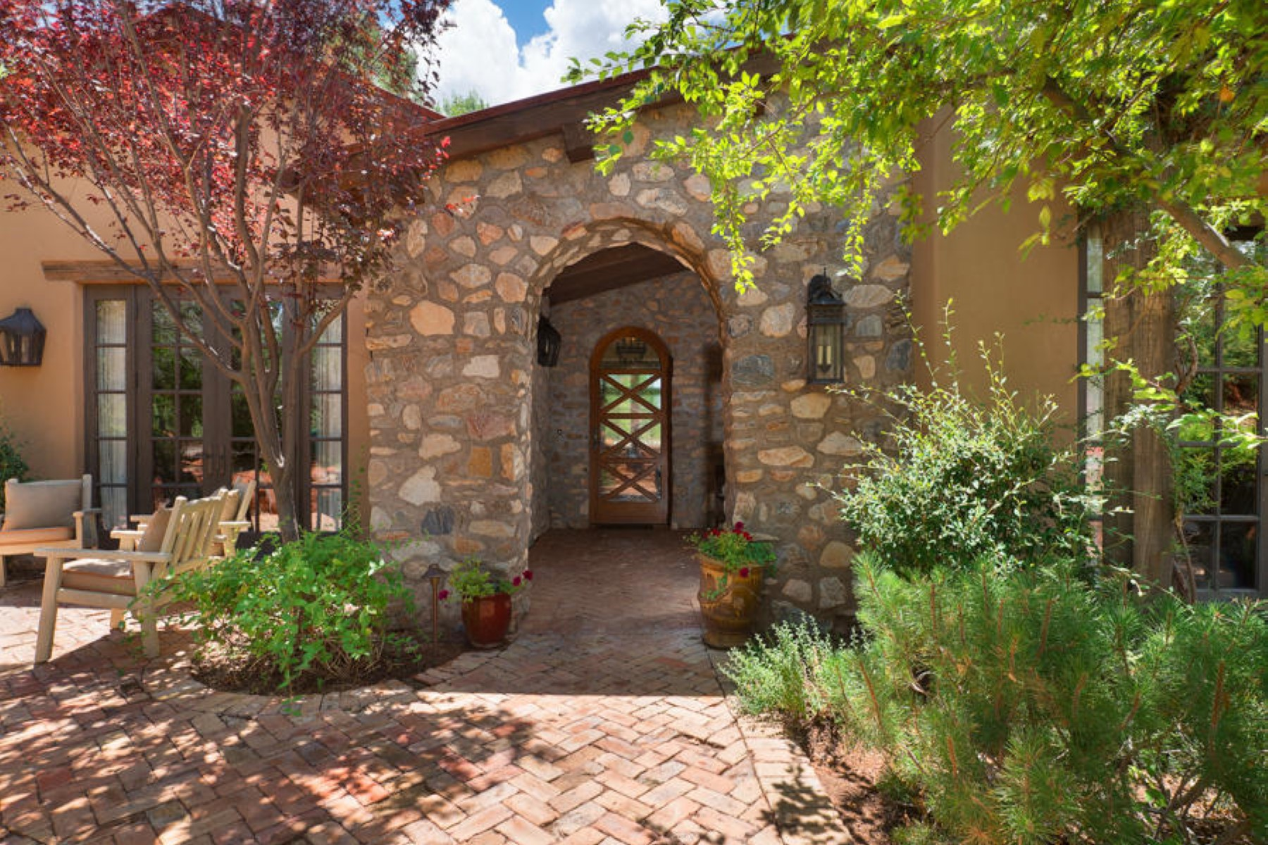 Single Family Home for Sale at The villas at Seven Canyons 195 Secret Canyon DR A15 Sedona, Arizona 86336 United States