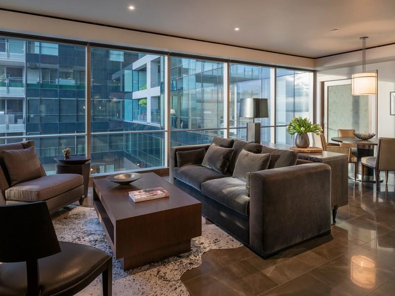 Condominium for Rent at Four Seasons Private Residences 99 Union Street #1201 Seattle, Washington 98101 United States