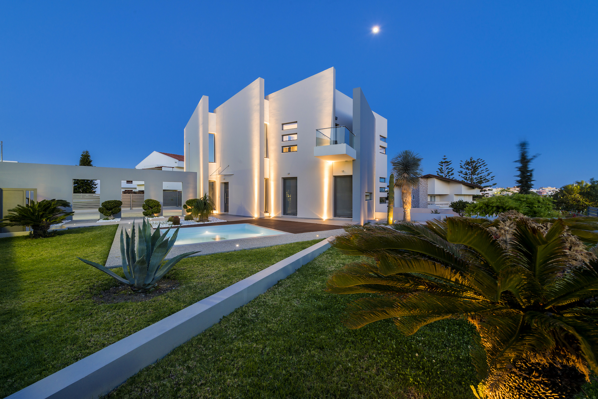 Single Family Home for Sale at Exclusive Residence Rhodes, Southern Aegean, Greece