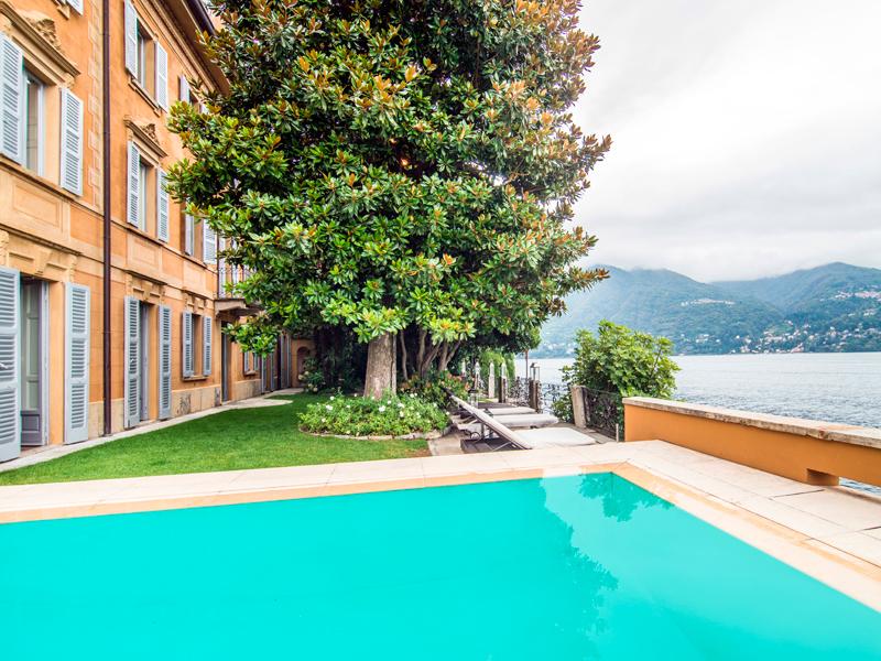 Moradia para Venda às Splendid 18th century villa overlooking Lake Como Carate Urio Como, Como 22010 Itália