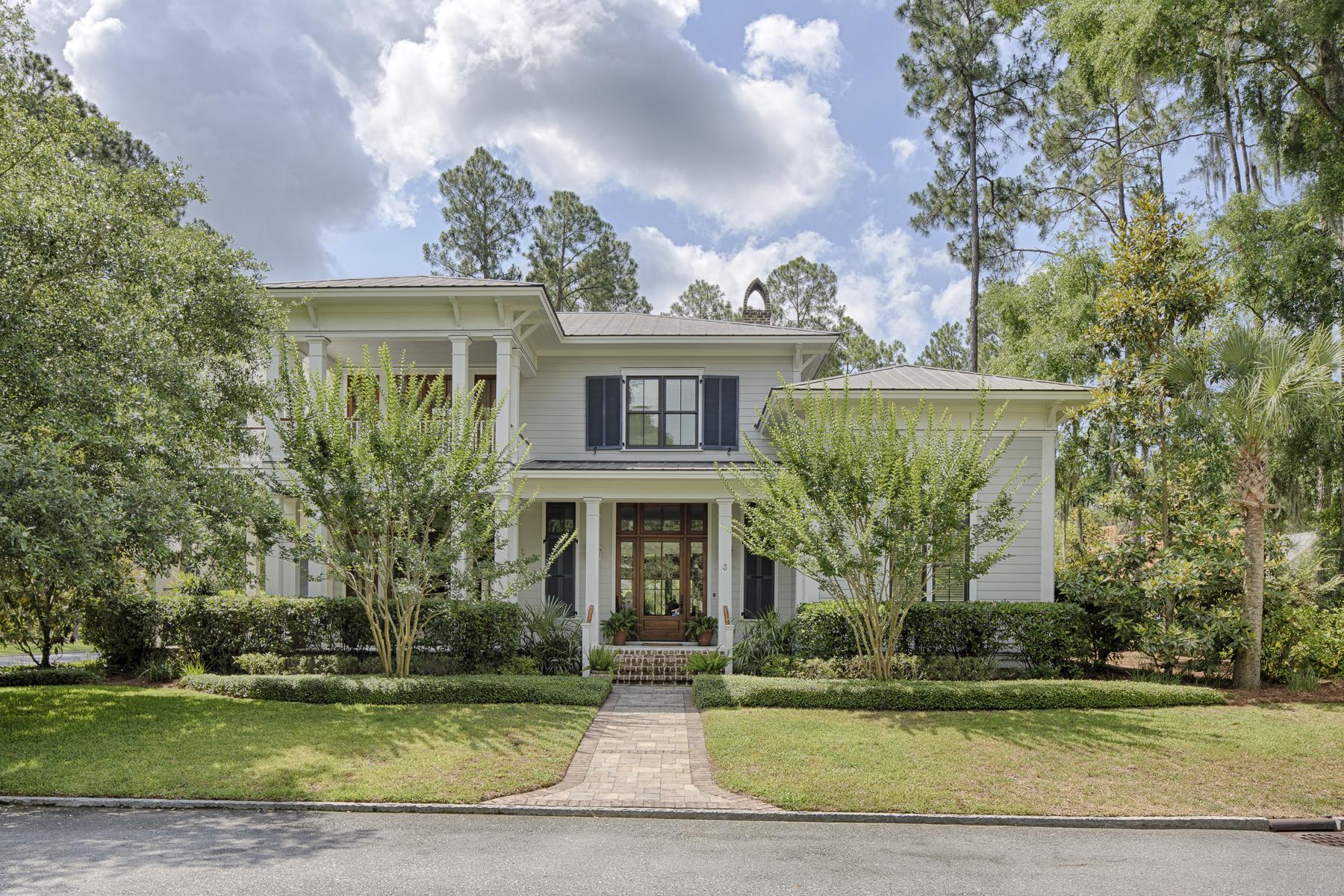 Casa para uma família para Venda às 3 Irene Street Palmetto Bluff, Bluffton, Carolina Do Sul, 29910 Estados Unidos