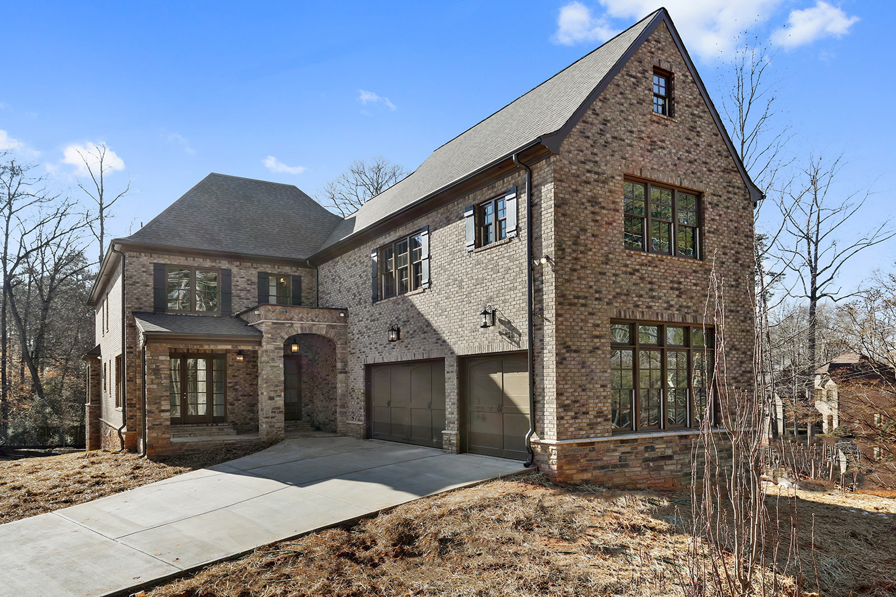 sales property at New Construction Home In Brookhaven