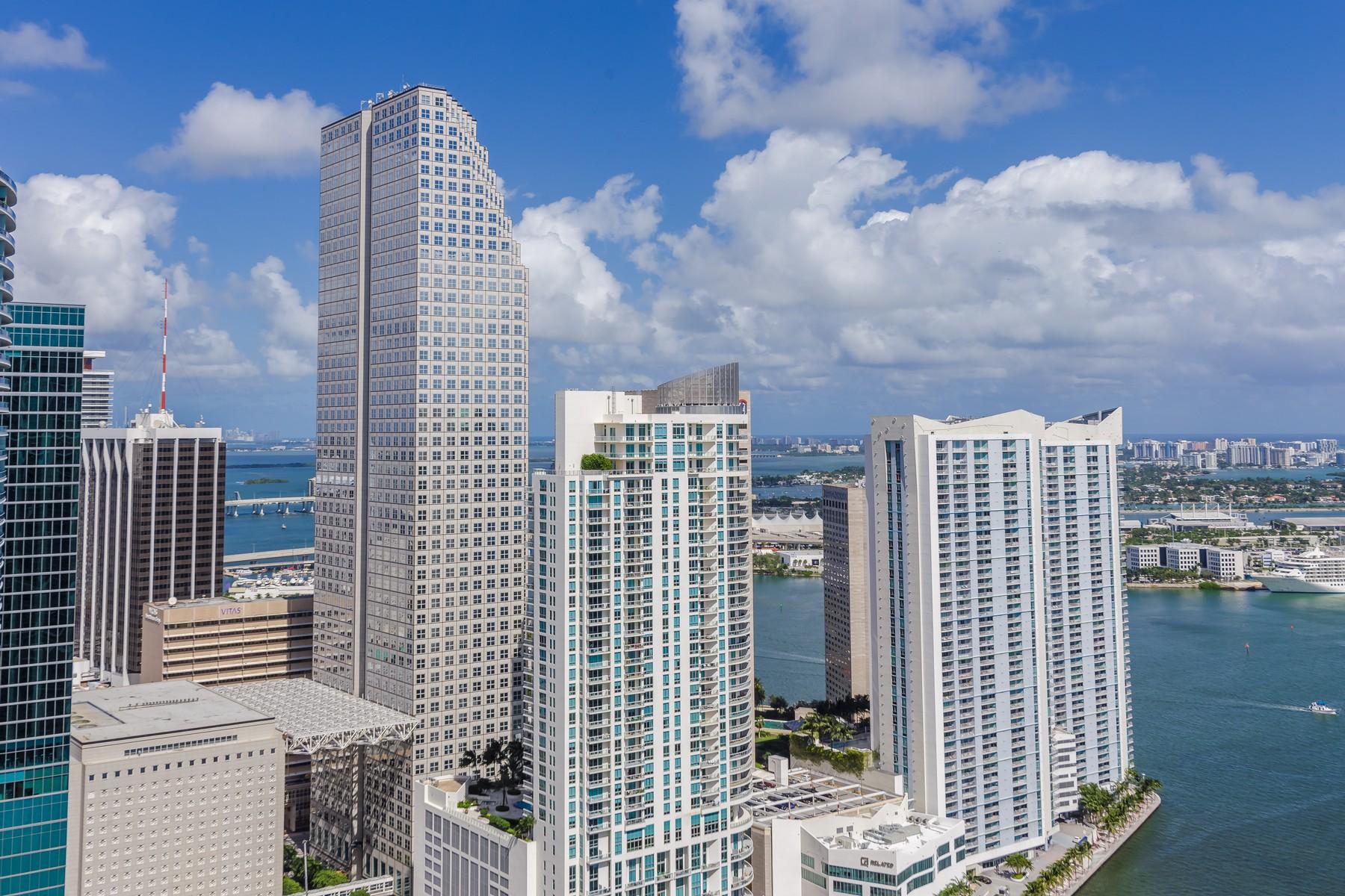 Condominium for Sale at 485 Brickell Ave #4303 Miami, Florida 33131 United States