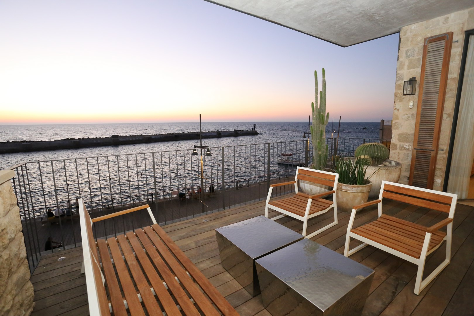 Property Of Luxury at the port of Jaffa