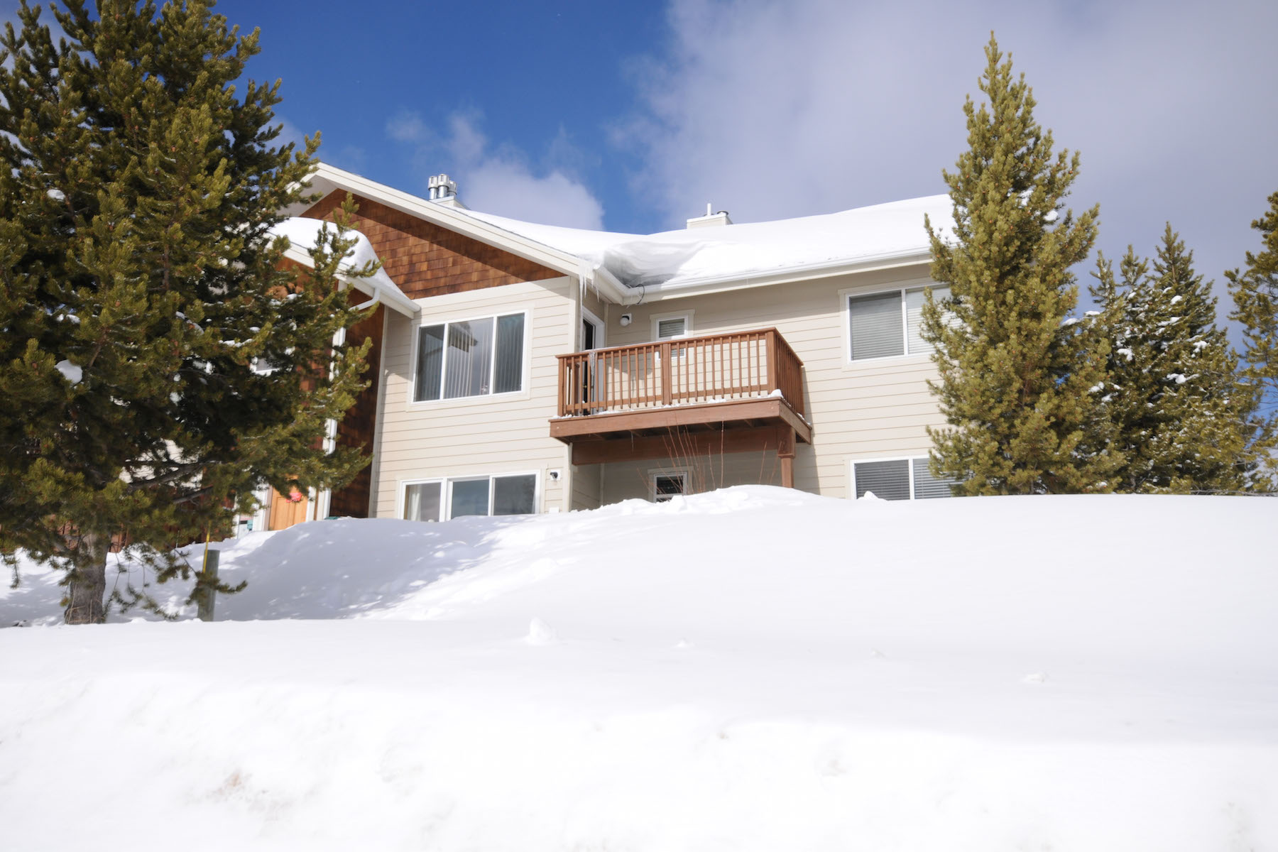 Condominium for Sale at Ski Condo Cedar Creek 46 13 Moose Ridge Road Unit 46 Big Sky, Montana 59716 United States
