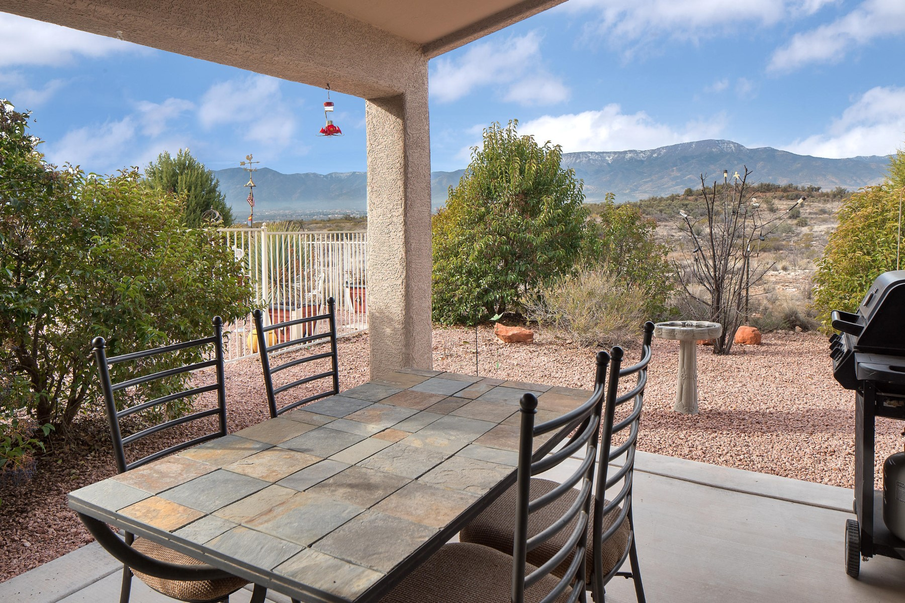sales property at Beautiful home with views of the Mingus mountains