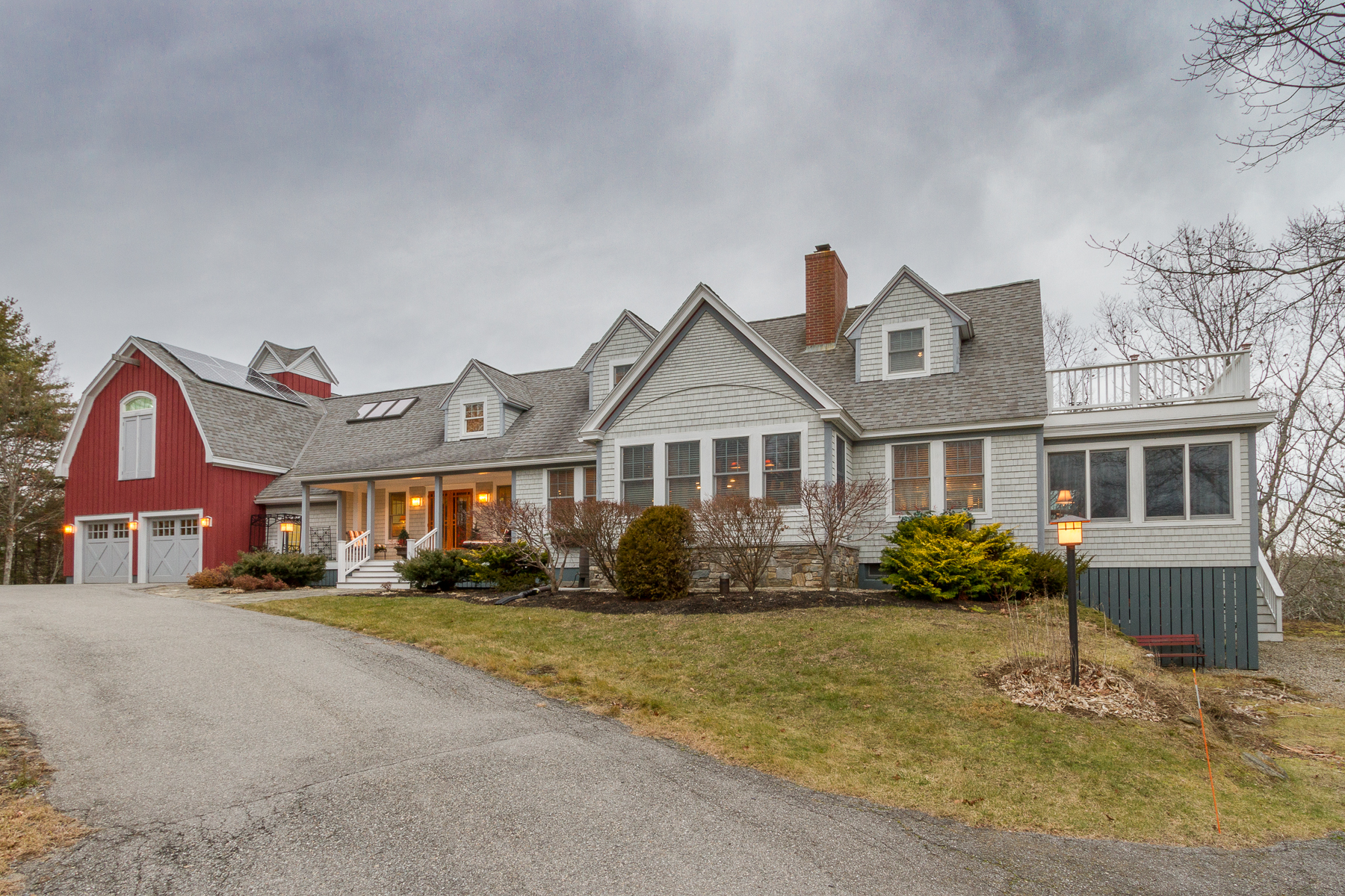 Single Family Home for Sale at 33 Whippoorwill Drive Boothbay, Maine, 04537 United States