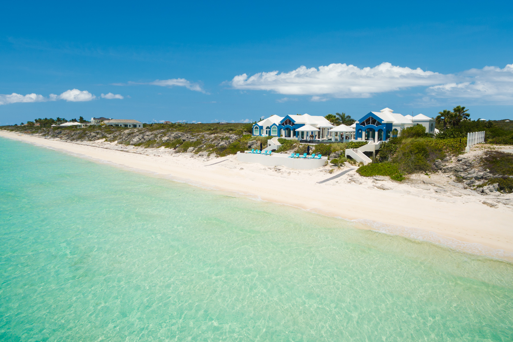 Tek Ailelik Ev için Satış at Mandalay Beachfront Long Bay, Providenciales, TCI Turks Ve Caicos Adalari