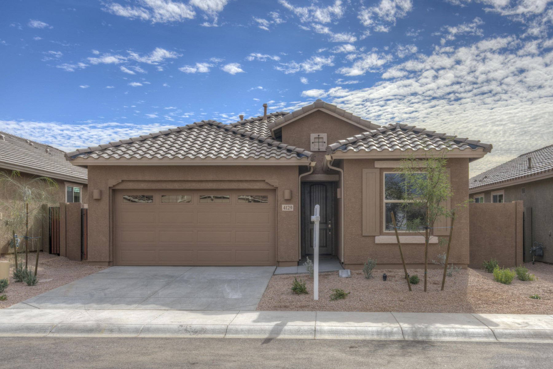 sales property at Beautiful brand new Lennar home in Discovery at Peak View