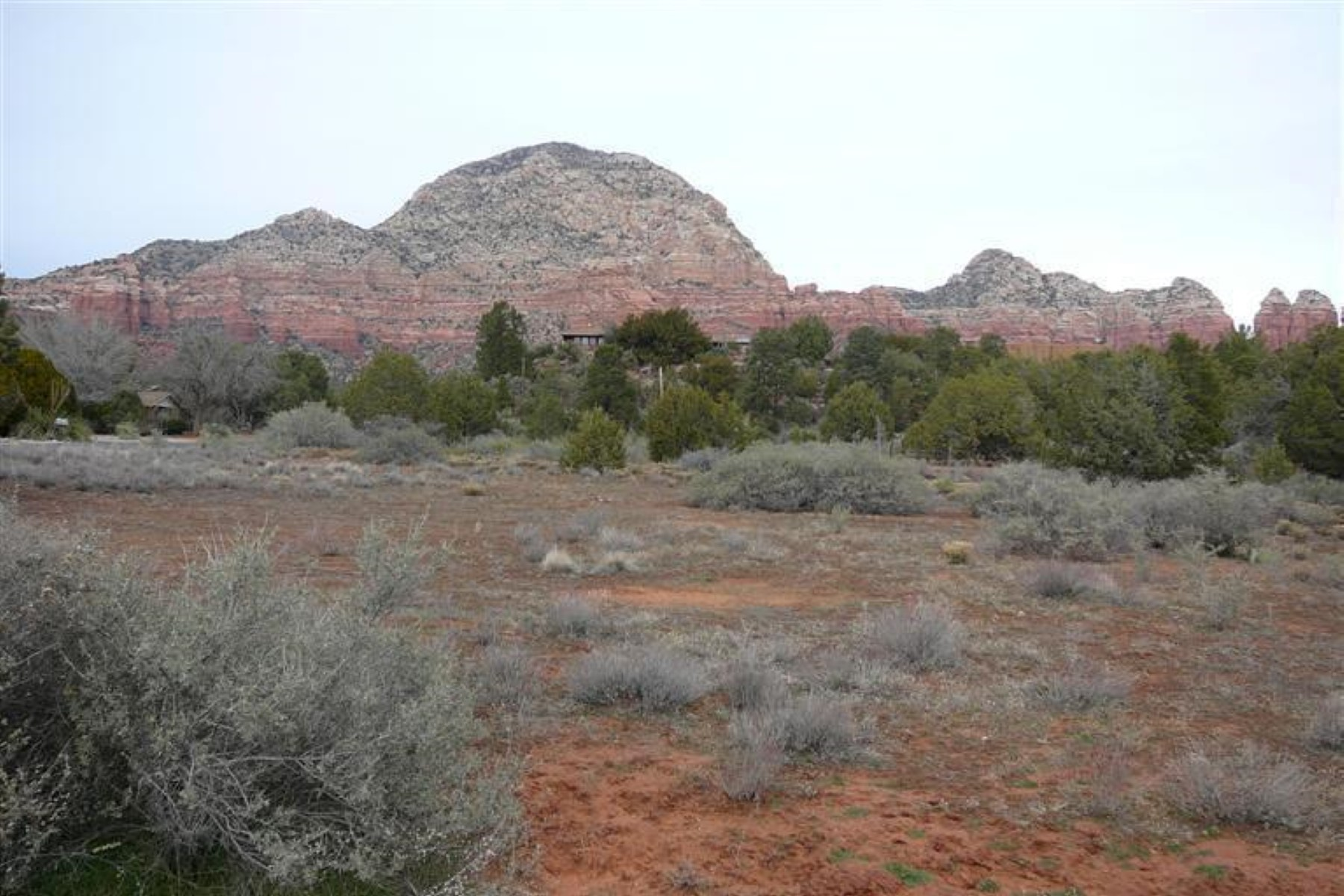 Property For Sale at Nine acres in the heart of Sedona.