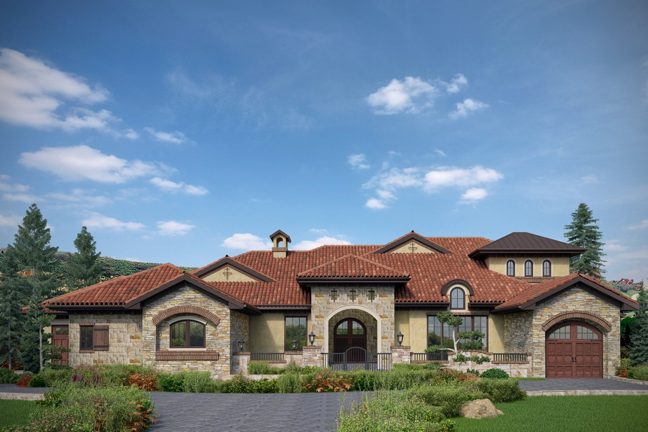 Property For Sale at Fabulous custom residence built by Sterling Custom Homes