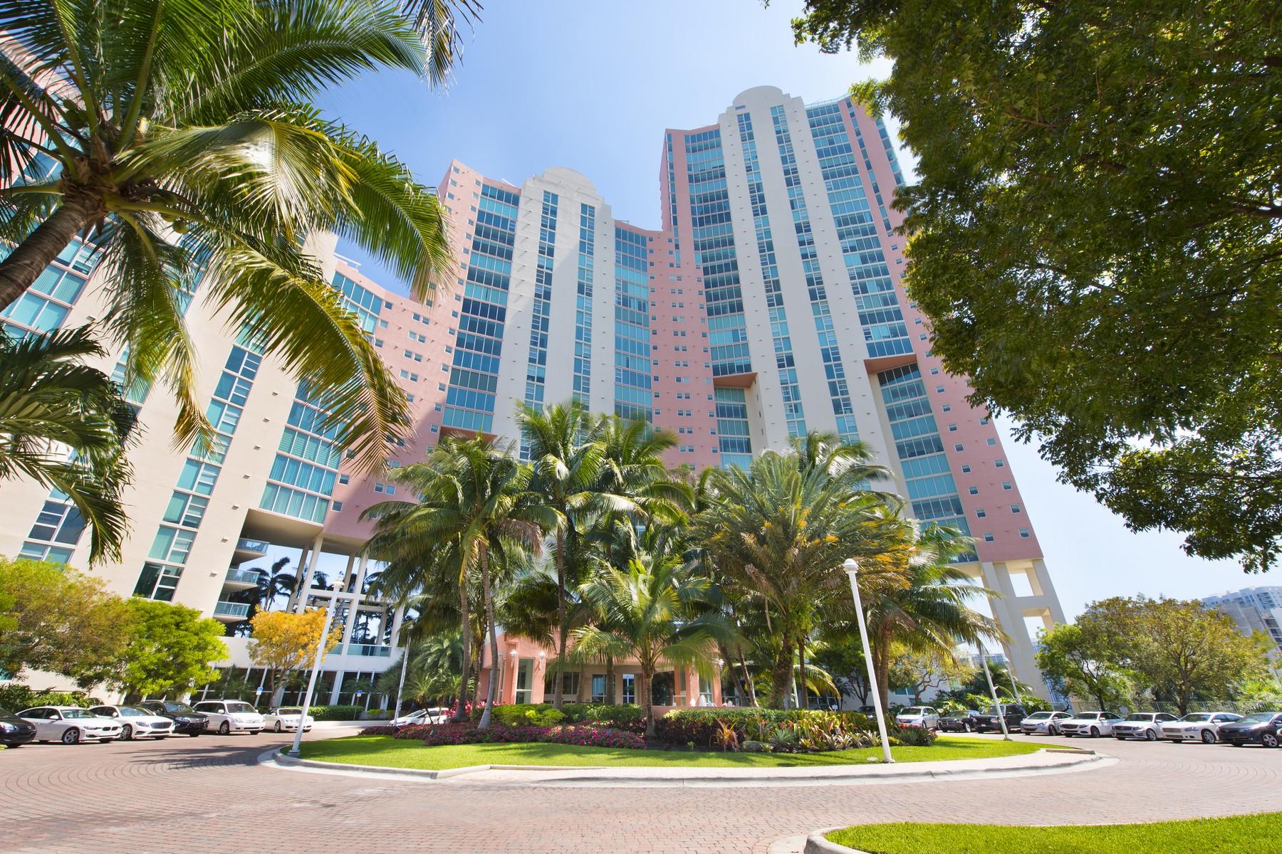 Nhà chung cư vì Bán tại 3370 Hidden Bay Dr #2310 Aventura, Florida 33180 Hoa Kỳ