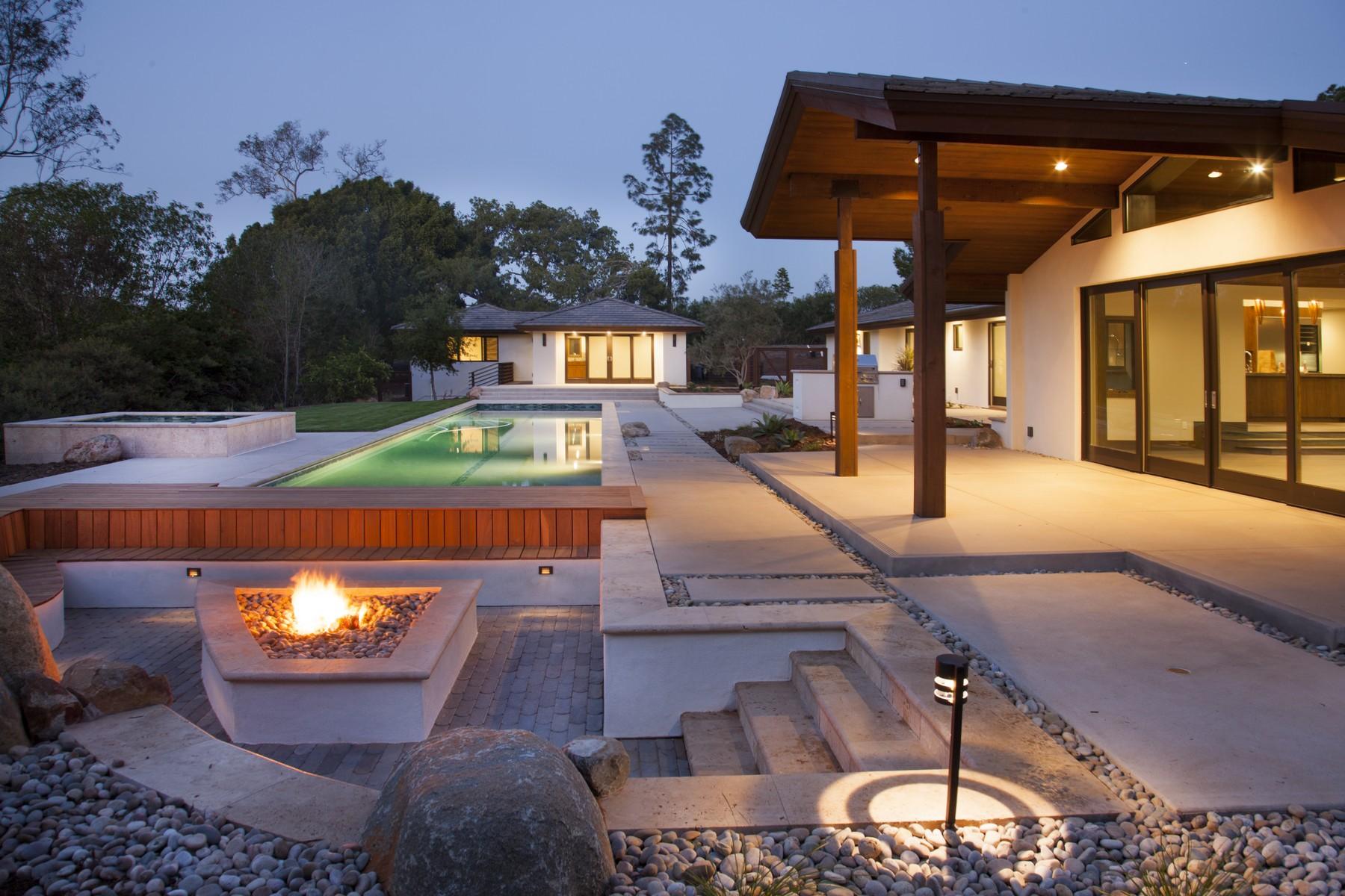 Maison unifamiliale pour l Vente à 5380 La Glorieta Rancho Santa Fe, Californie, 92067 États-Unis
