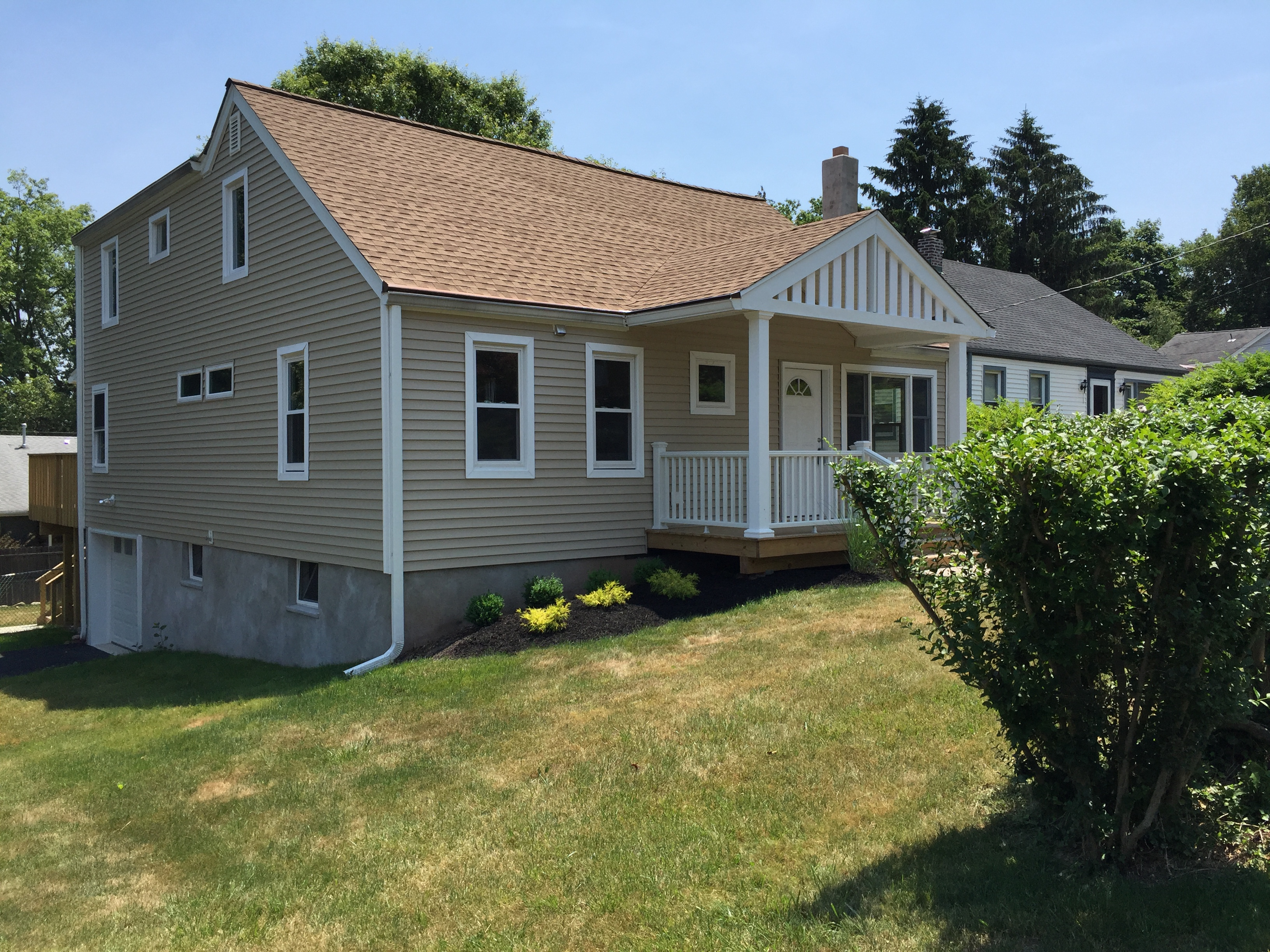rentals property at Renovated Expanded Home