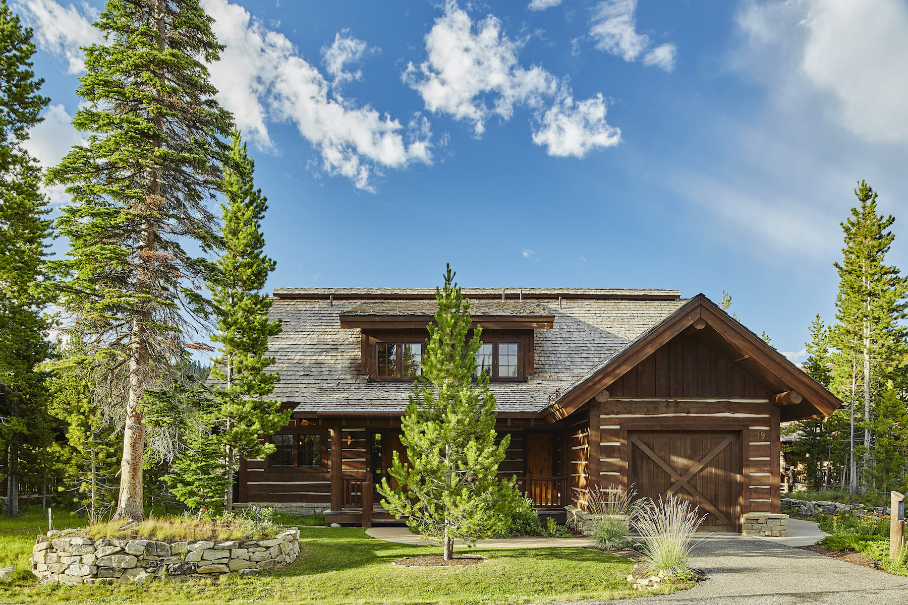 独户住宅 为 销售 在 Spanish Peaks Mountain Club Cabin 39 Homestead Cabin Fork Big Sky, 蒙大拿州 59716 美国