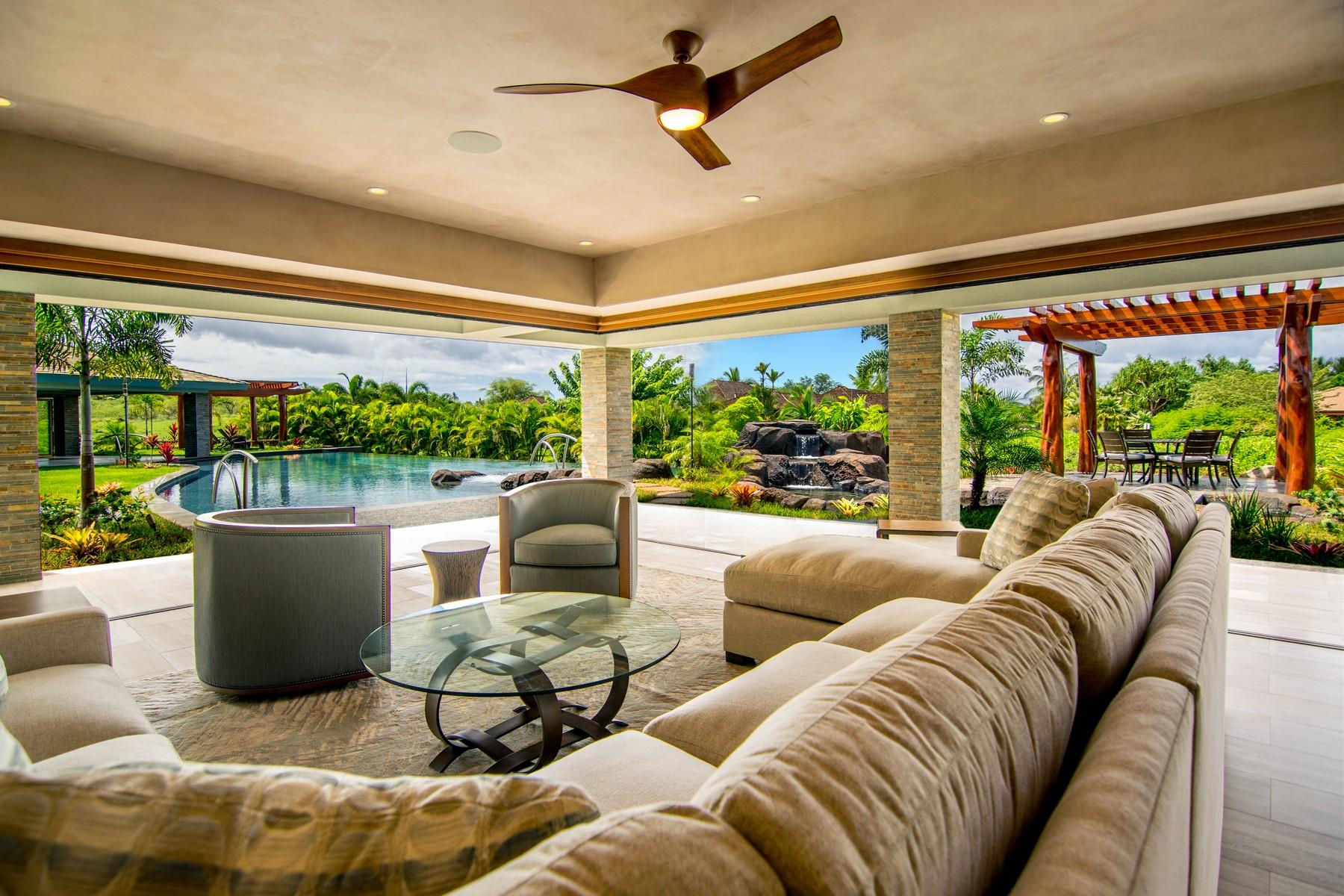 Casa para uma família para Venda às Perfection 18 Ualei Place Makena, Havaí, 96753 Estados Unidos