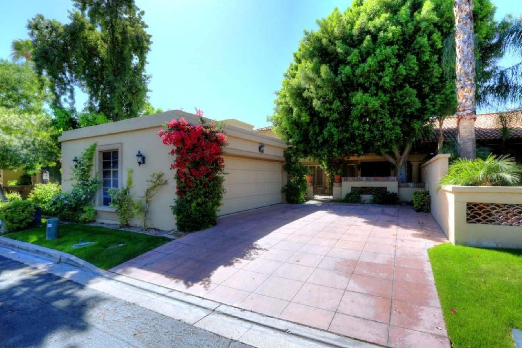 多棟聯建住宅 為 出售 在 Townhome in fabulous Cuernavaca 6701 N SCOTTSDALE RD 3 Scottsdale, 亞利桑那州, 85250 美國