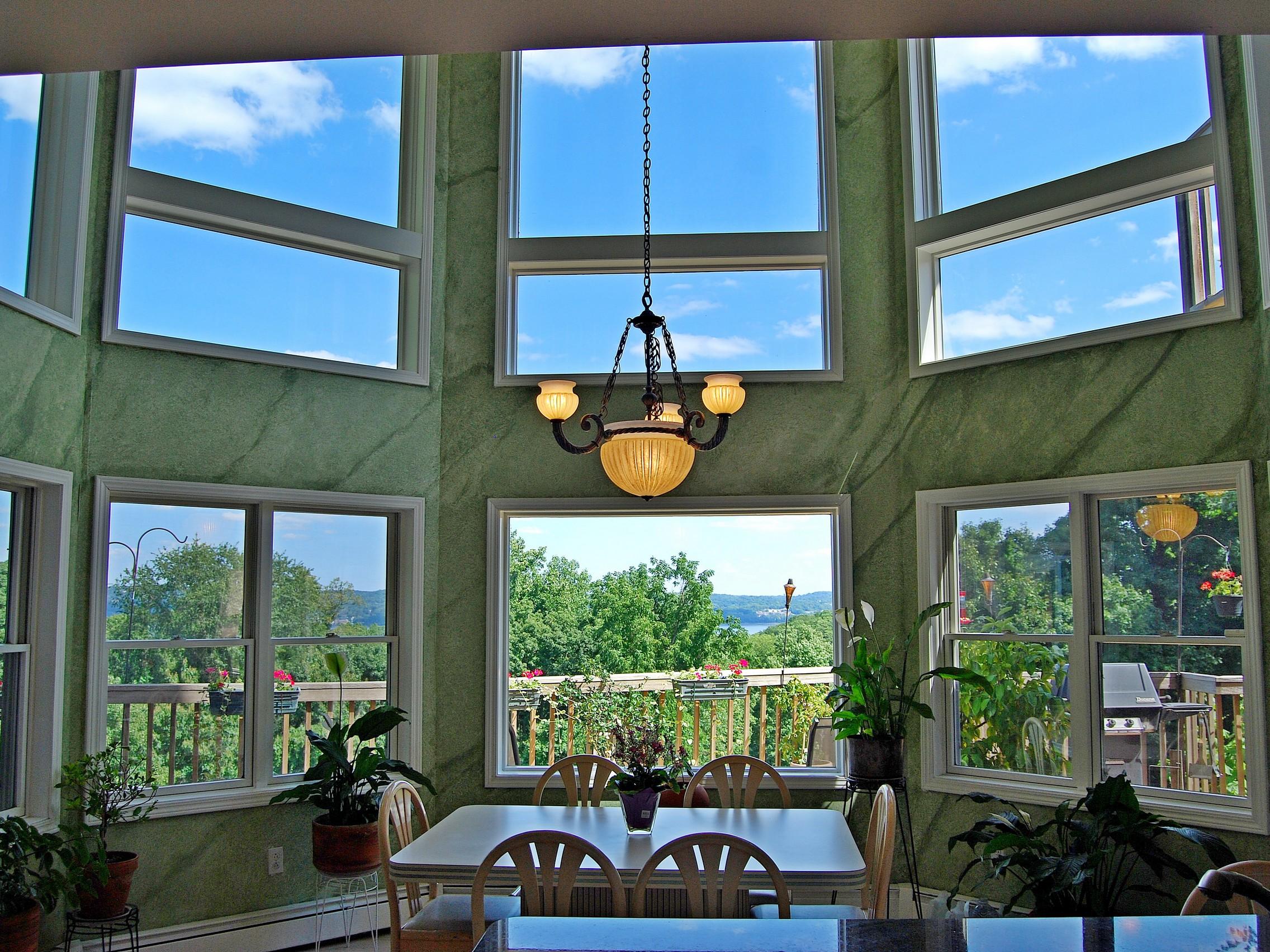 단독 가정 주택 용 매매 에 Panoramic Hudson Views 615 Route 9W Piermont, 뉴욕, 10968 미국