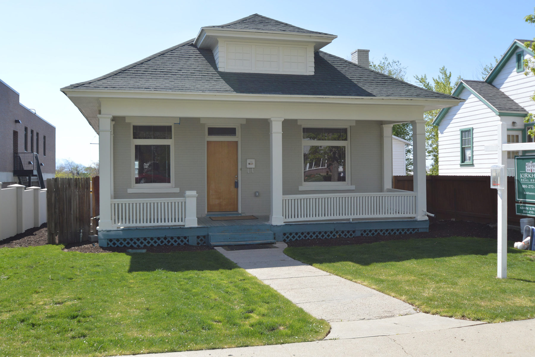 Single Family Home for Sale at Classic Sugarhouse Bungalow 2004 View St Salt Lake City, Utah 84105 United States