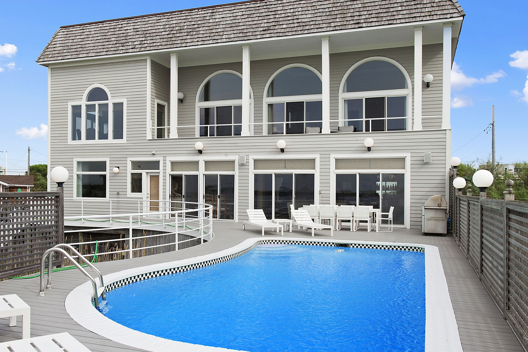 Single Family Home for Sale at Fantantic Location -Dune Road 364 Dune Road Westhampton Beach, New York 11978 United States
