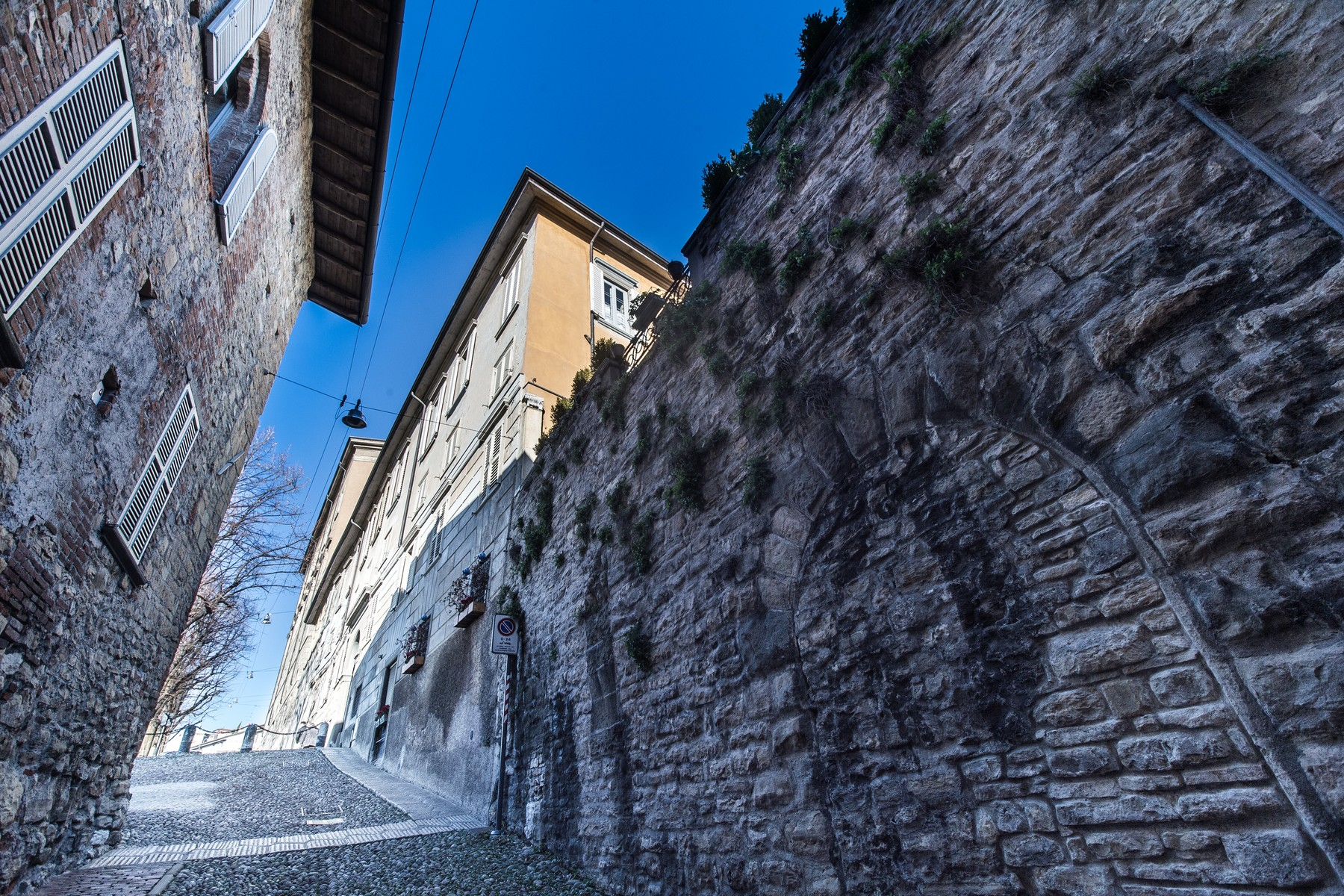 "Additional photo for property listing at Historic stately home on the ancient walls of ""Bergamo alta"" Via Simone Mayr Bergamo, Bergamo 24129 Italy"