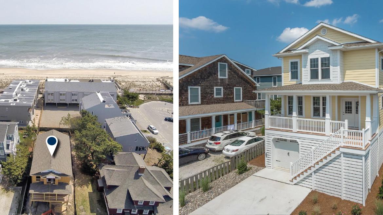 Maison unifamiliale pour l Vente à 26 Atlantic Avenue , Bethany Beach, DE 19930 26 N Atlantic Avenue Bethany Beach, Delaware, 19930 États-Unis