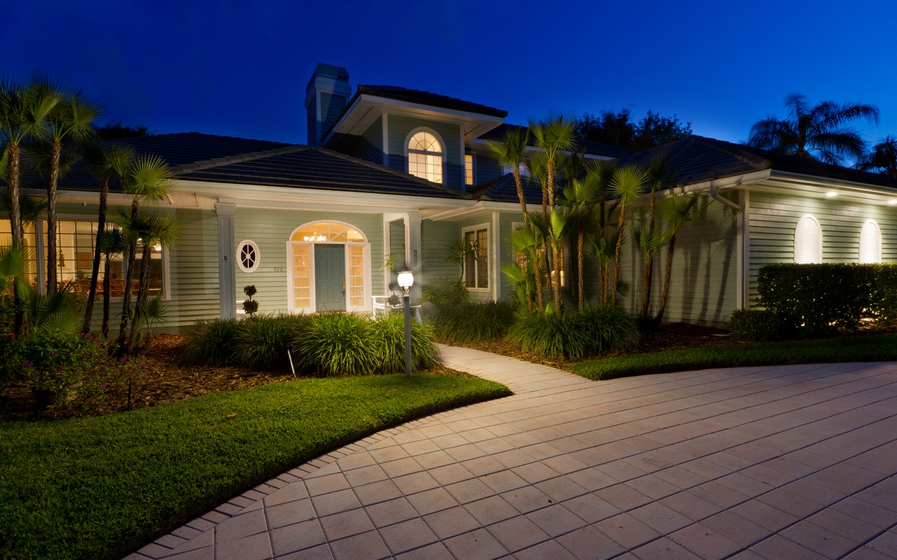 Single Family Home for Sale at Island Living 920 River Trail Vero Beach, Florida, 32963 United States