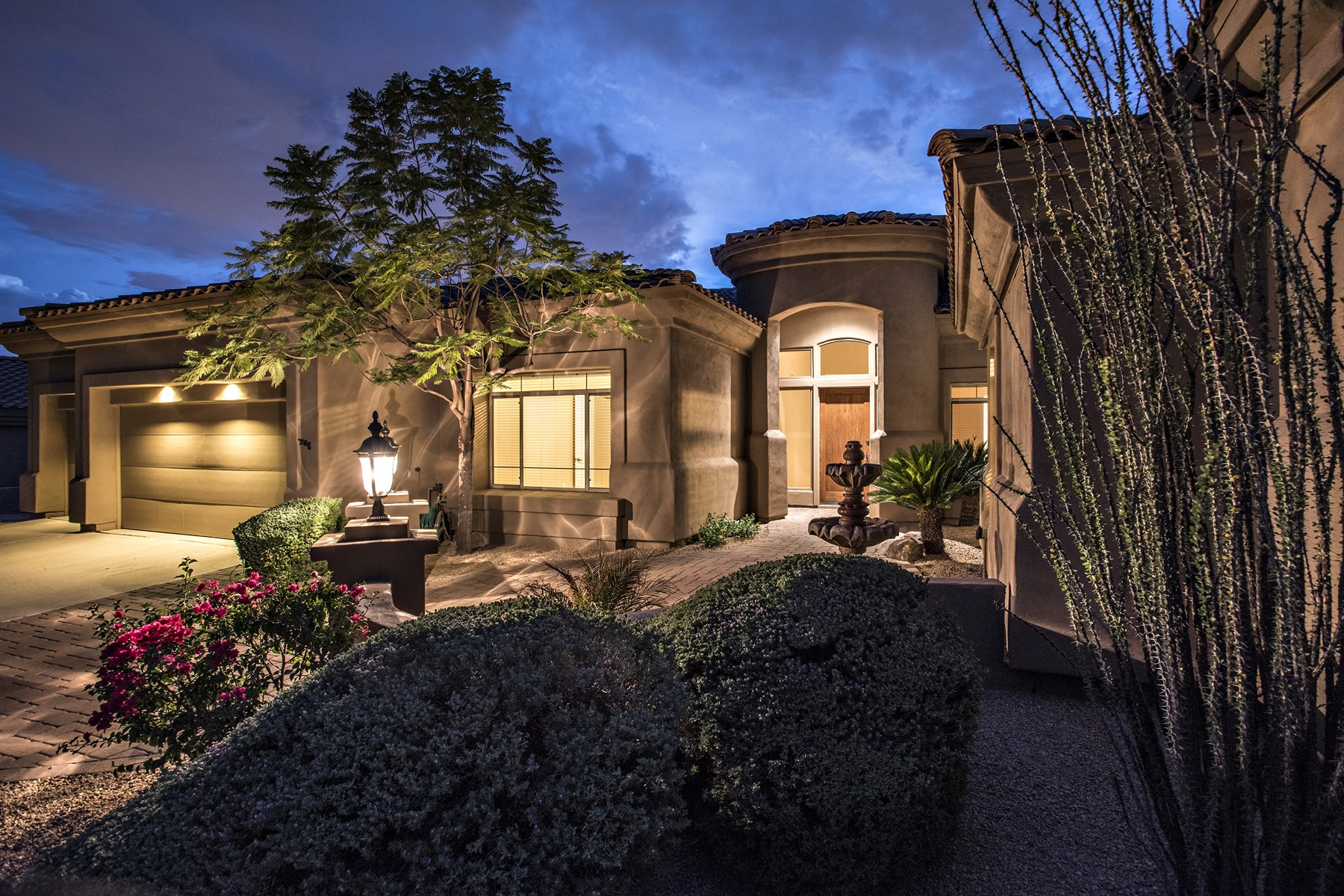 Single Family Home for Sale at Five bedroom, four bath home in Canyon Ridge 12064 N 123RD WAY Scottsdale, Arizona 85259 United States