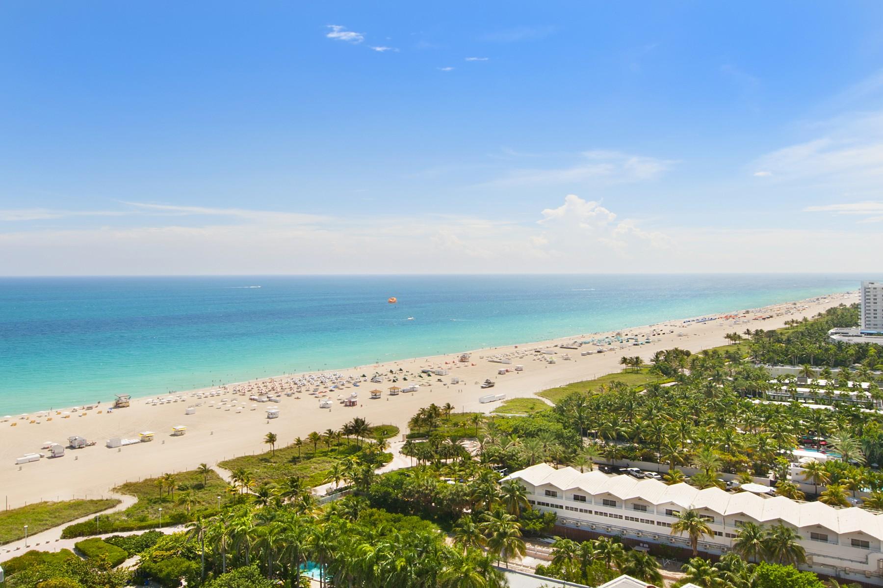 Copropriété pour l Vente à 101 20 ST #2404 Miami Beach, Florida 33139 États-Unis