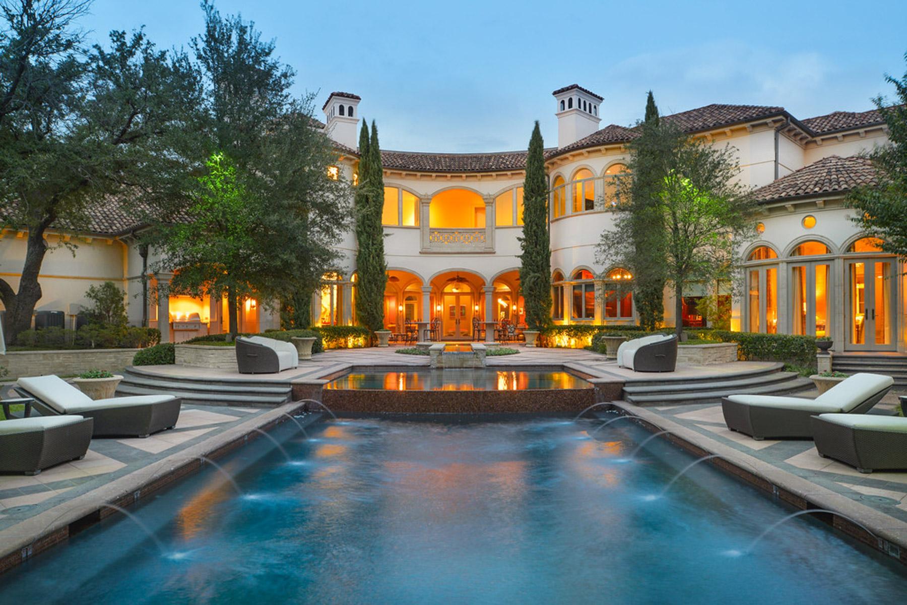 Maison unifamiliale pour l Vente à 5969 Westgrove Circle, Dallas Dallas, Texas, 75248 États-Unis