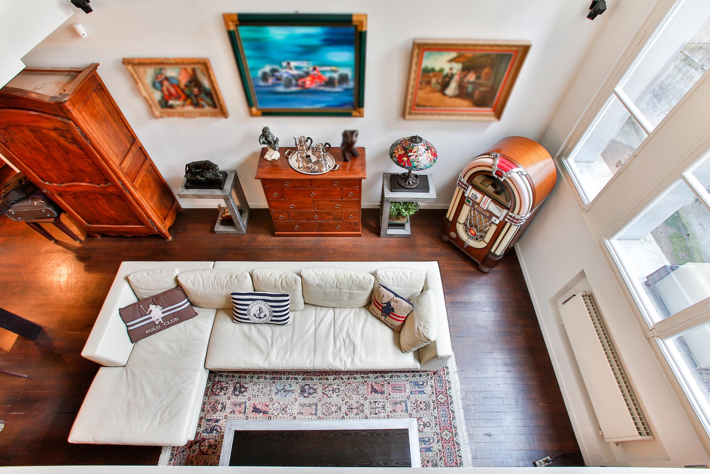 Property For Sale at Duplex - Villa des Ternes