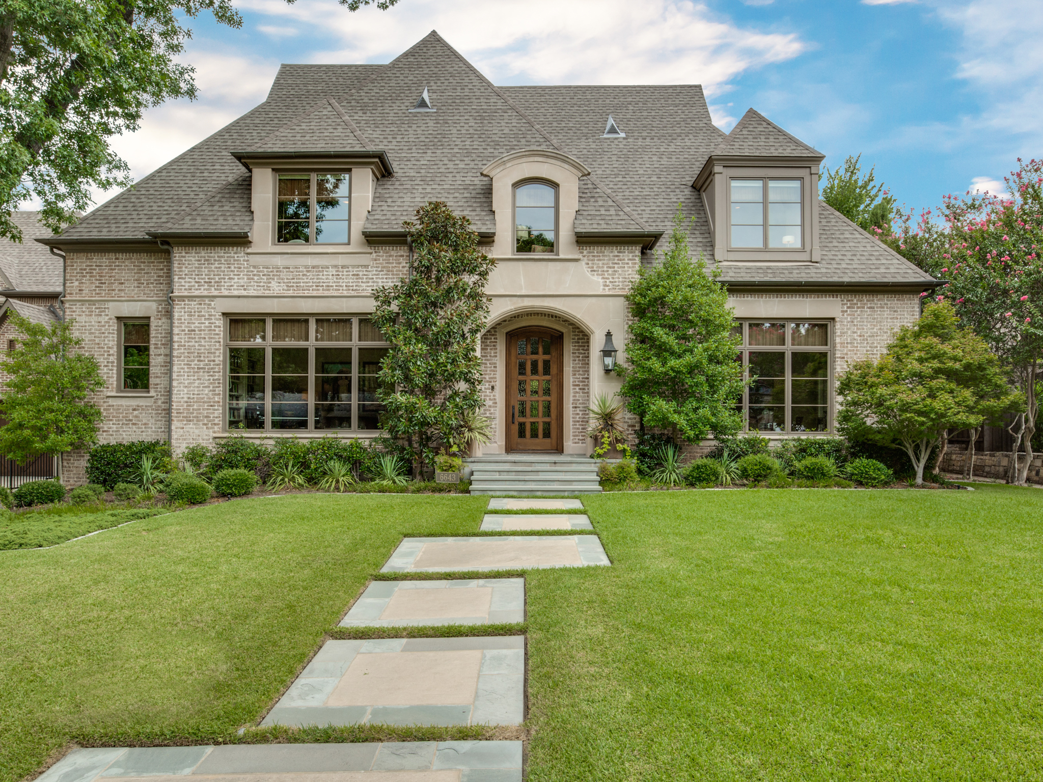 sales property at Preston Hollow Clean-lined Traditional