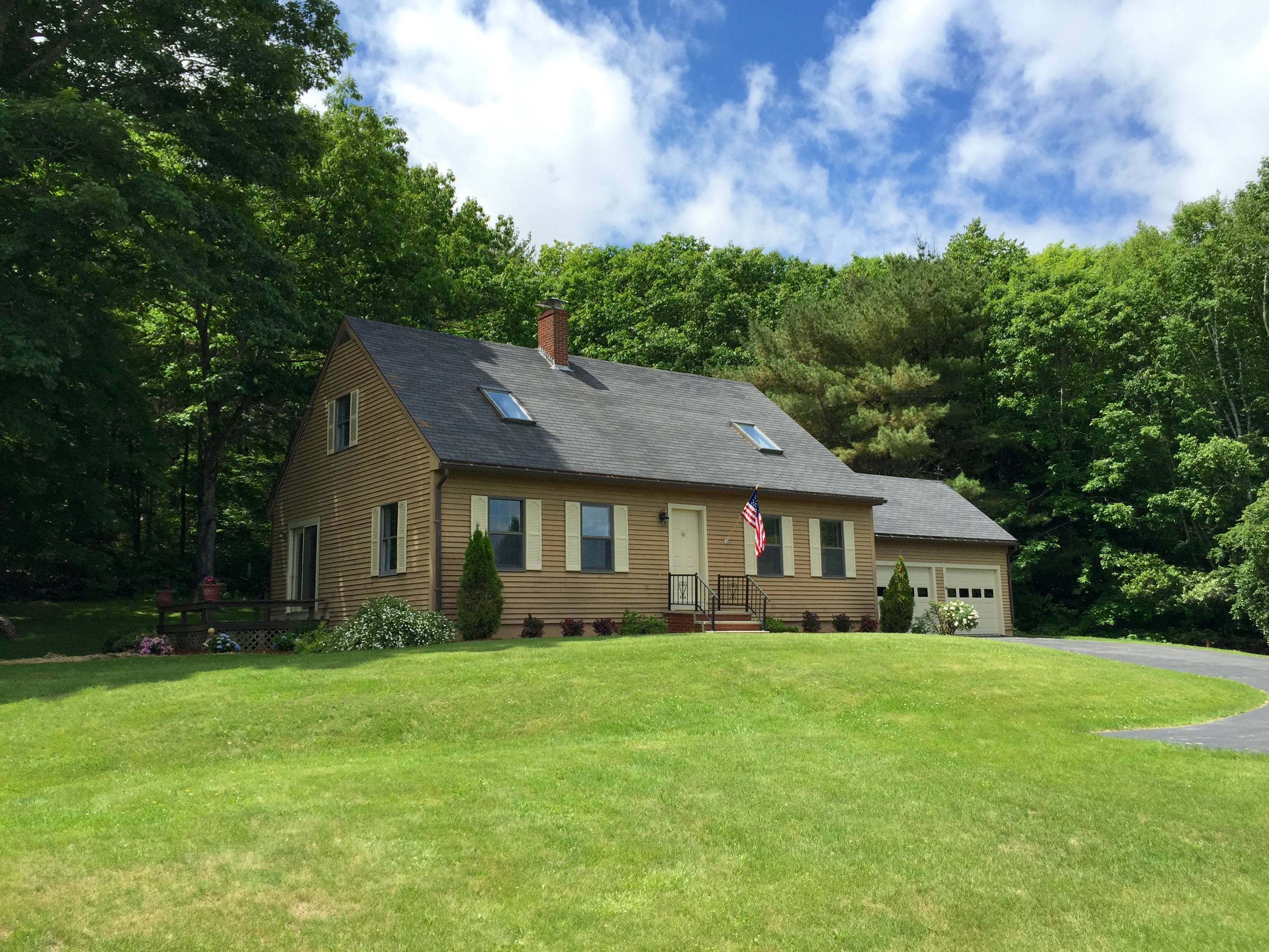 Single Family Home for Sale at 244 East Neck Road Nobleboro, Maine 04555 United States