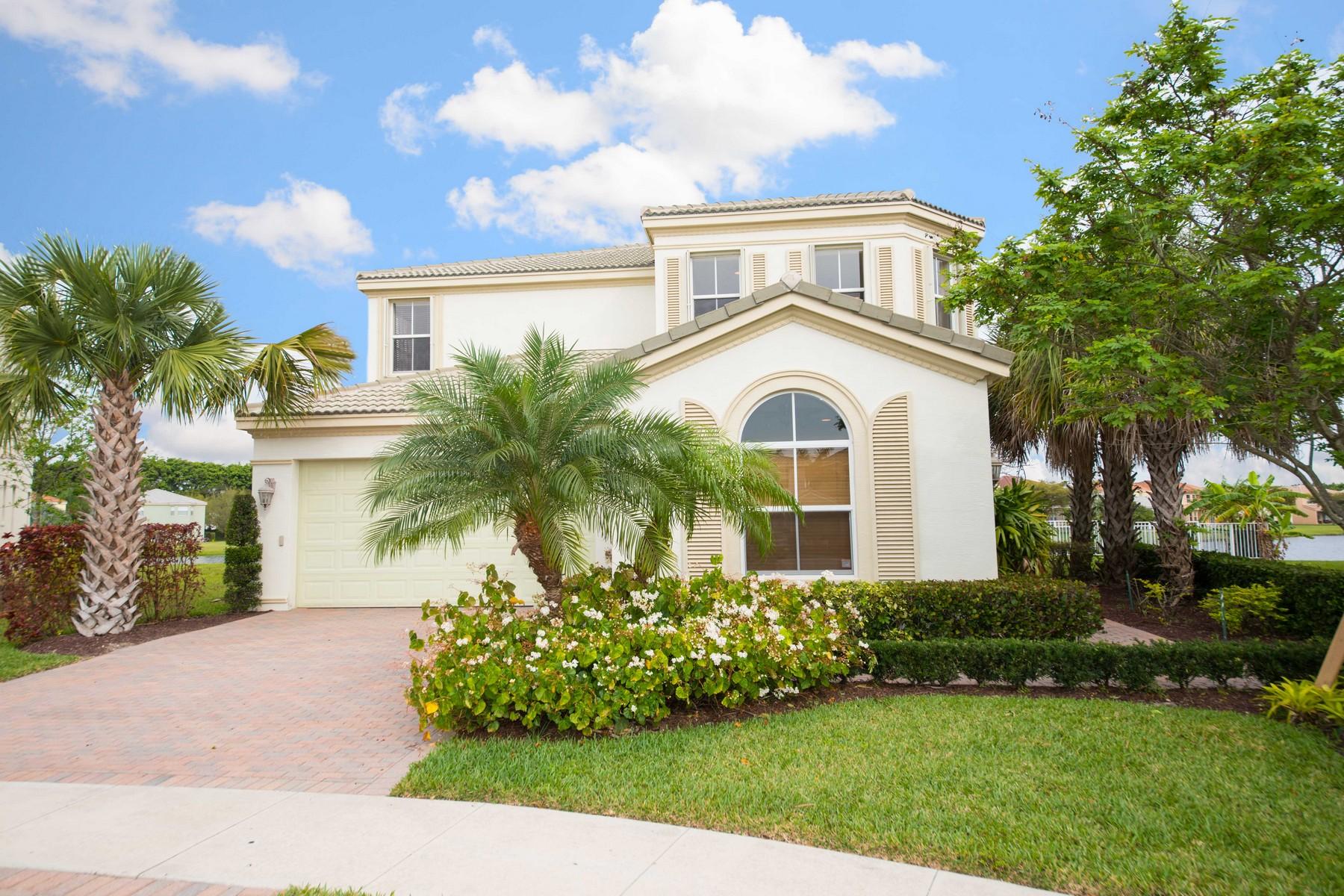 단독 가정 주택 용 매매 에 2704 Shaughnessy Drive Wellington, 플로리다, 33414 미국