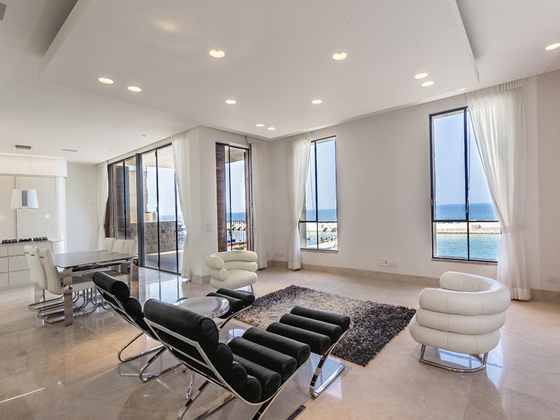 Частный односемейный дом для того Продажа на Luxury at the port of Jaffa Tel Aviv, Израиль