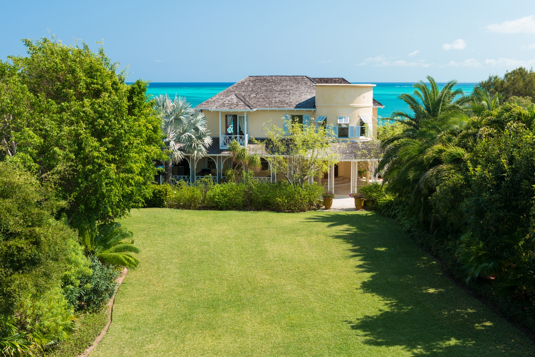 Single Family Home for Sale at Bluecay Beachfront Thompson Cove, Providenciales TCI Turks And Caicos Islands