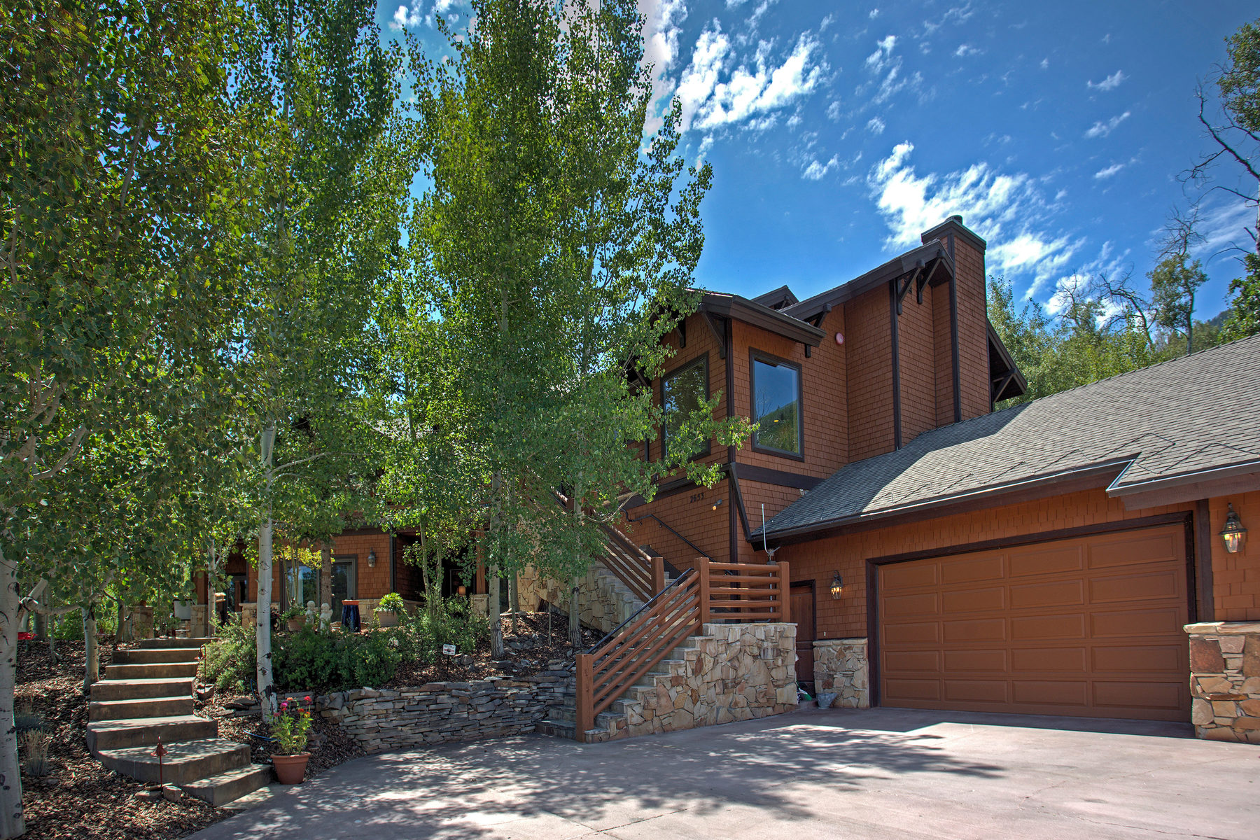 Vivienda unifamiliar por un Venta en A Rare Find in Aspen Springs Ranch 2653 Aspen Springs Dr Park City, Utah, 84060 Estados Unidos